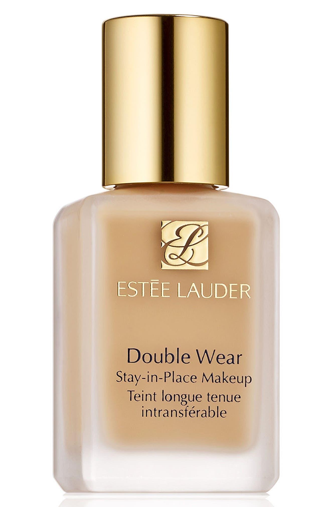 Estee Lauder Double Wear Stay-In-Place Liquid Makeup - 1W2 Sand