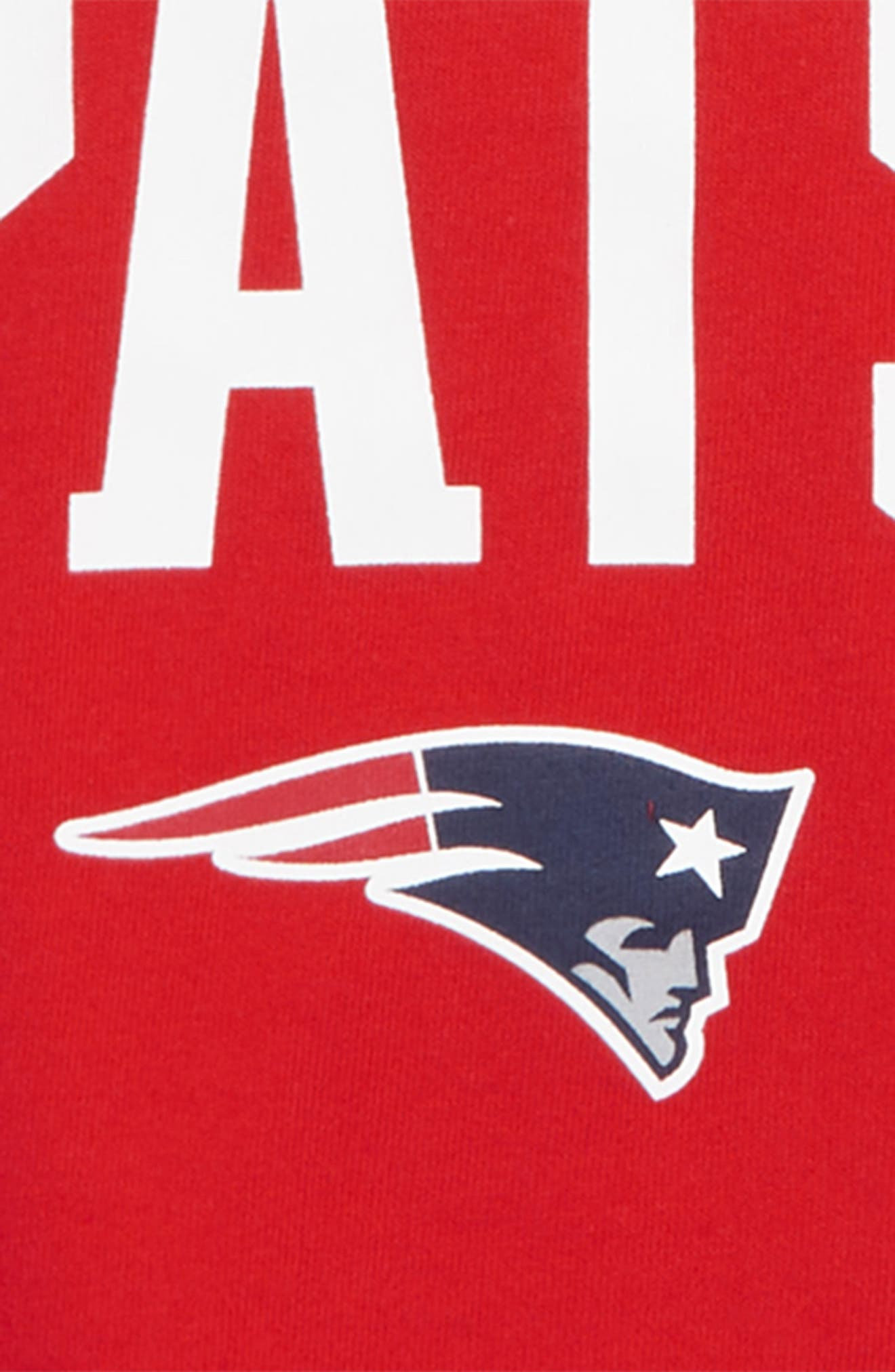 Dry Hyperlocal NFL New England Patriots T-Shirt,                             Alternate thumbnail 2, color,                             614