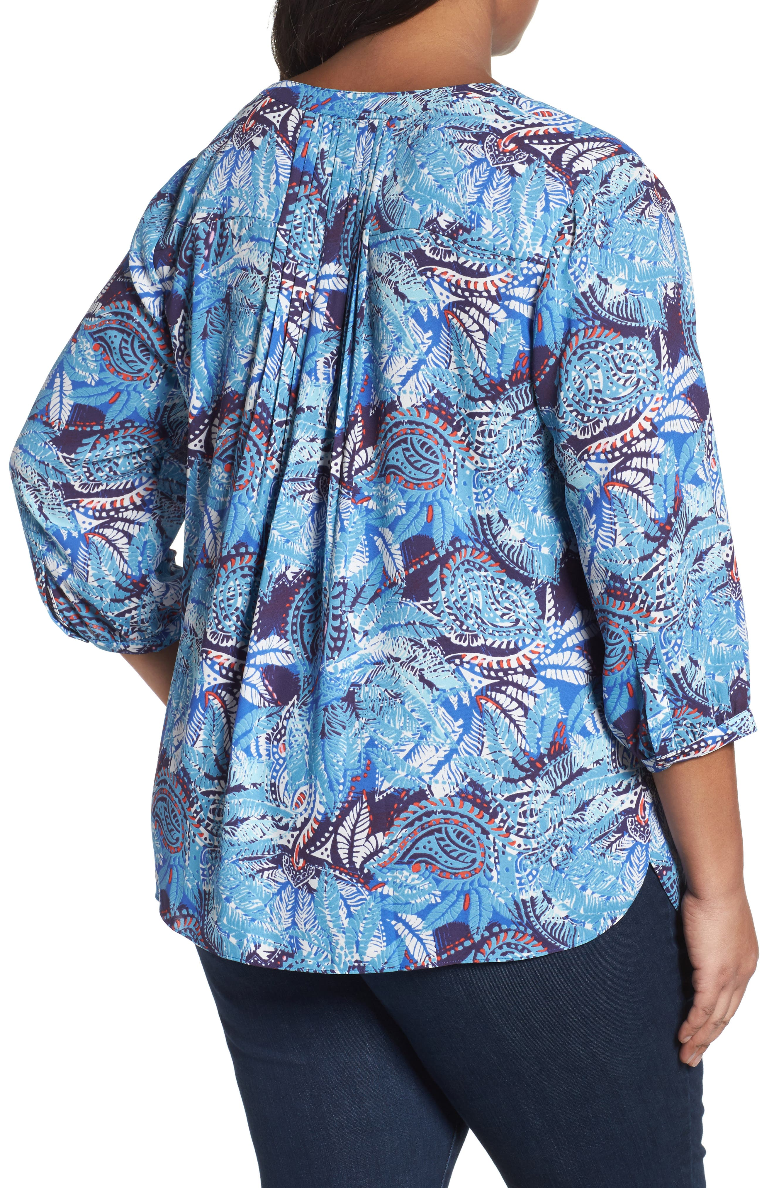 Henley Top,                             Alternate thumbnail 232, color,