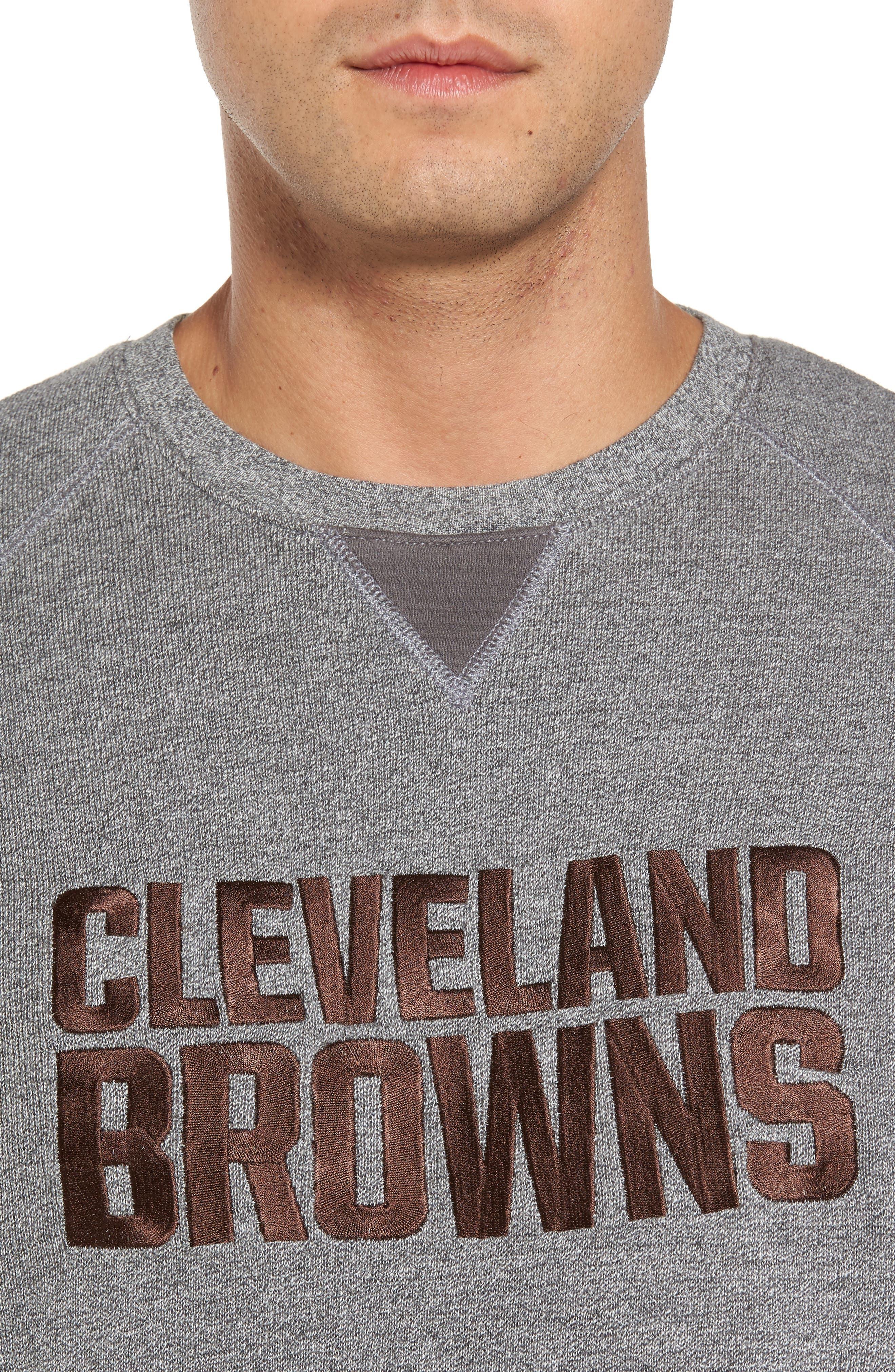 NFL Stitch of Liberty Embroidered Crewneck Sweatshirt,                             Alternate thumbnail 99, color,