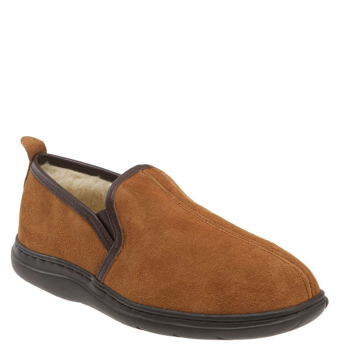 'Klondike' Slipper,                         Main,                         color, SADDLE