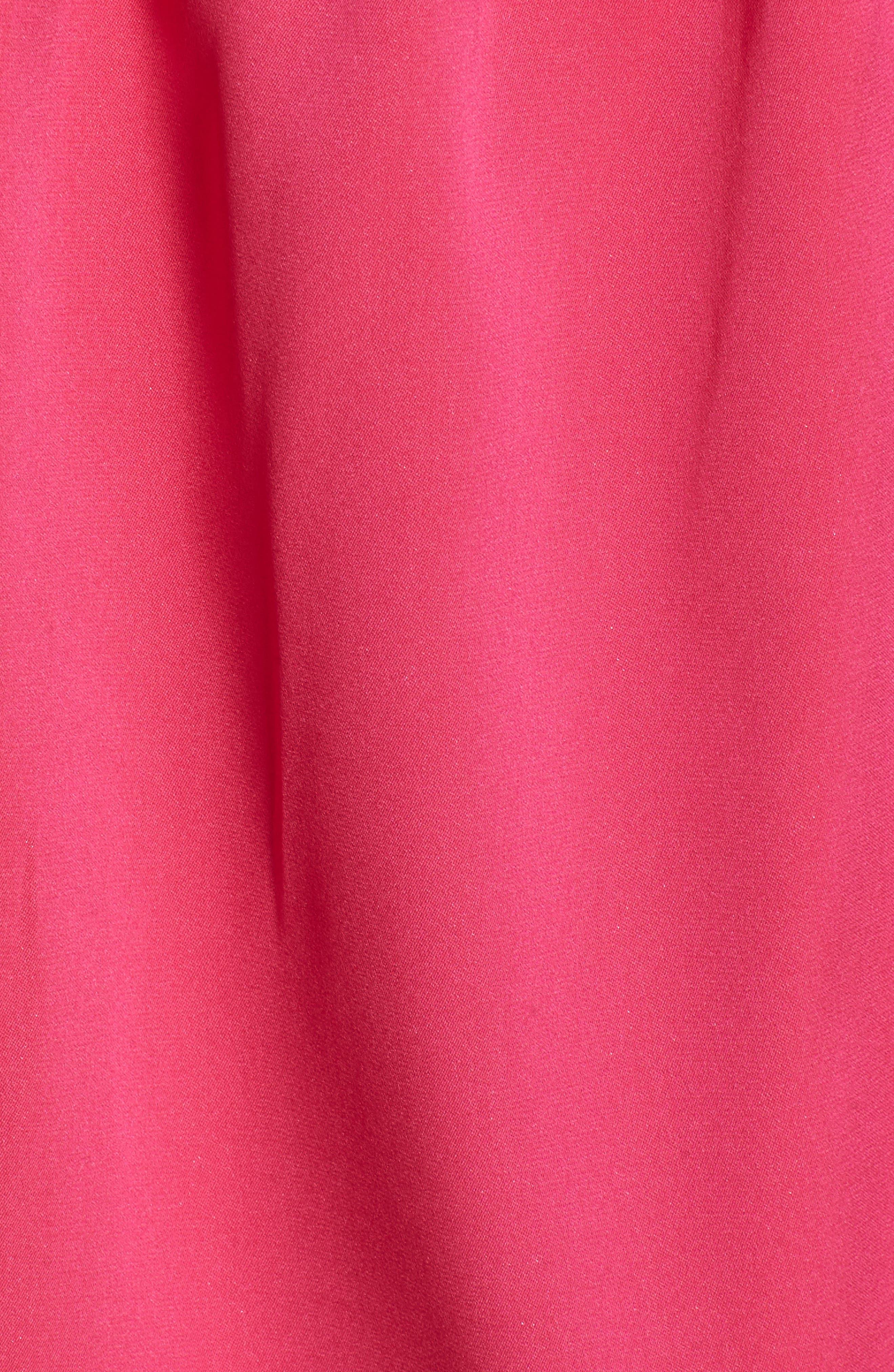 Tie Strap Stretch Silk Camisole,                             Alternate thumbnail 11, color,
