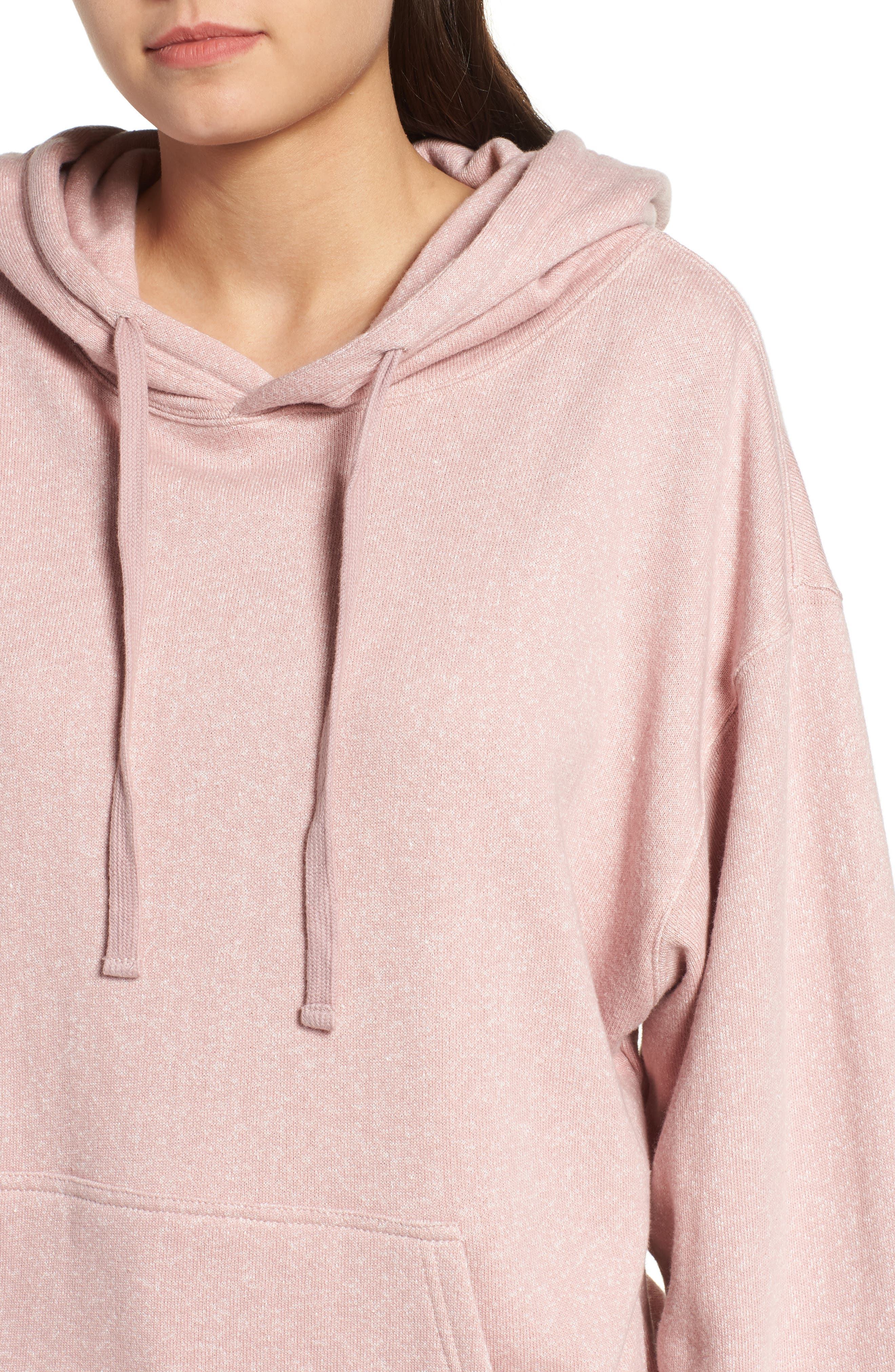 Shelbee Hoodie,                             Alternate thumbnail 4, color,                             DEAUVILLE MAUVE