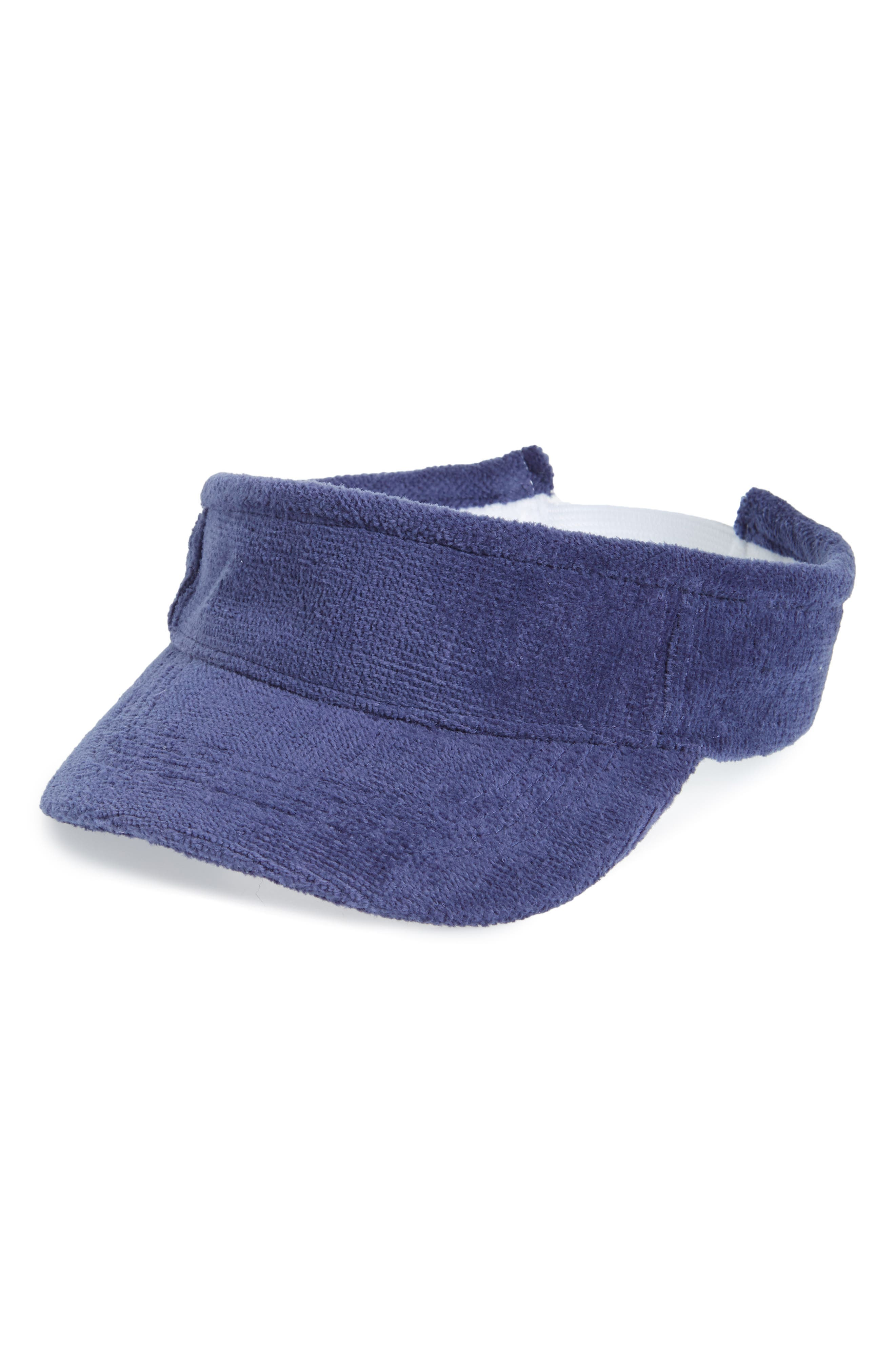 French Terry Visor,                         Main,                         color, 400