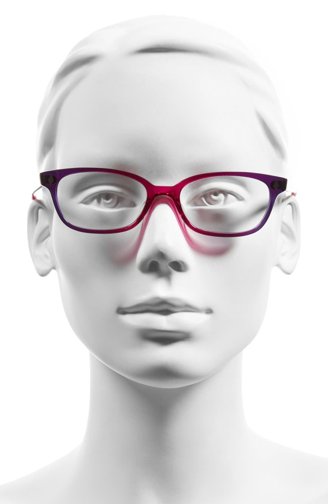 'Cyd' 50mm Reading Glasses,                             Alternate thumbnail 8, color,