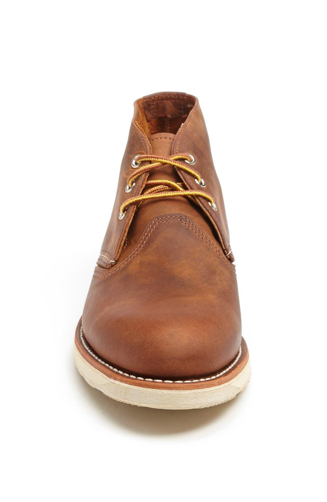 'Classic' Chukka Boot,                             Alternate thumbnail 3, color,                             212