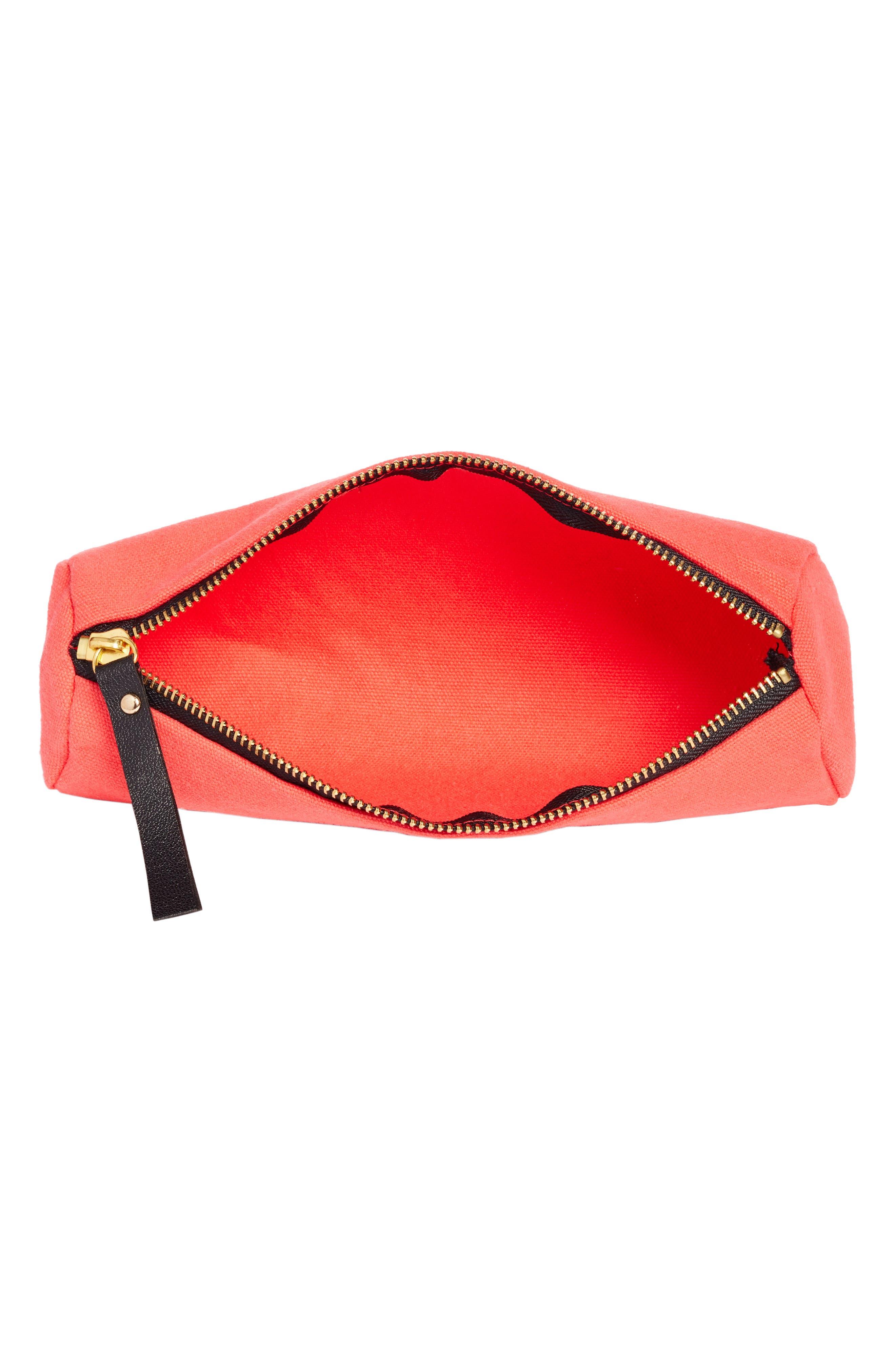 Levex Tubular Storage Bag,                             Alternate thumbnail 3, color,                             680