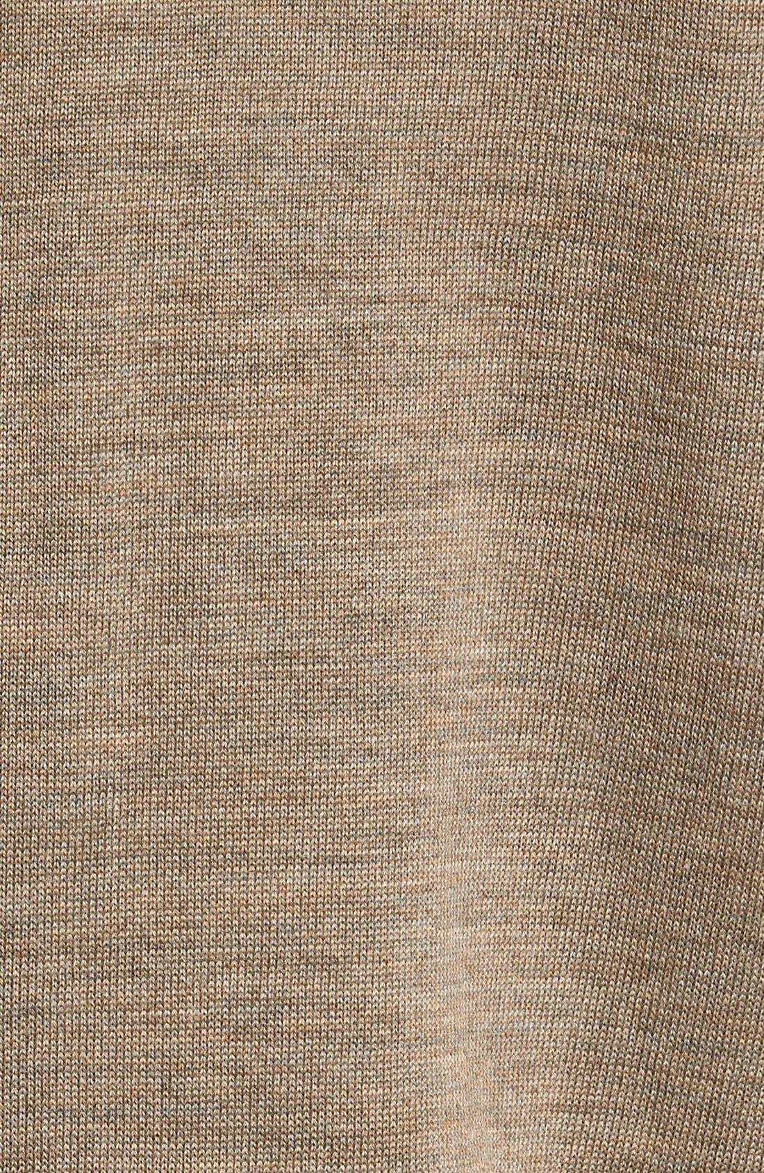 Douglas Quarter Zip Wool Blend Sweater,                             Alternate thumbnail 26, color,