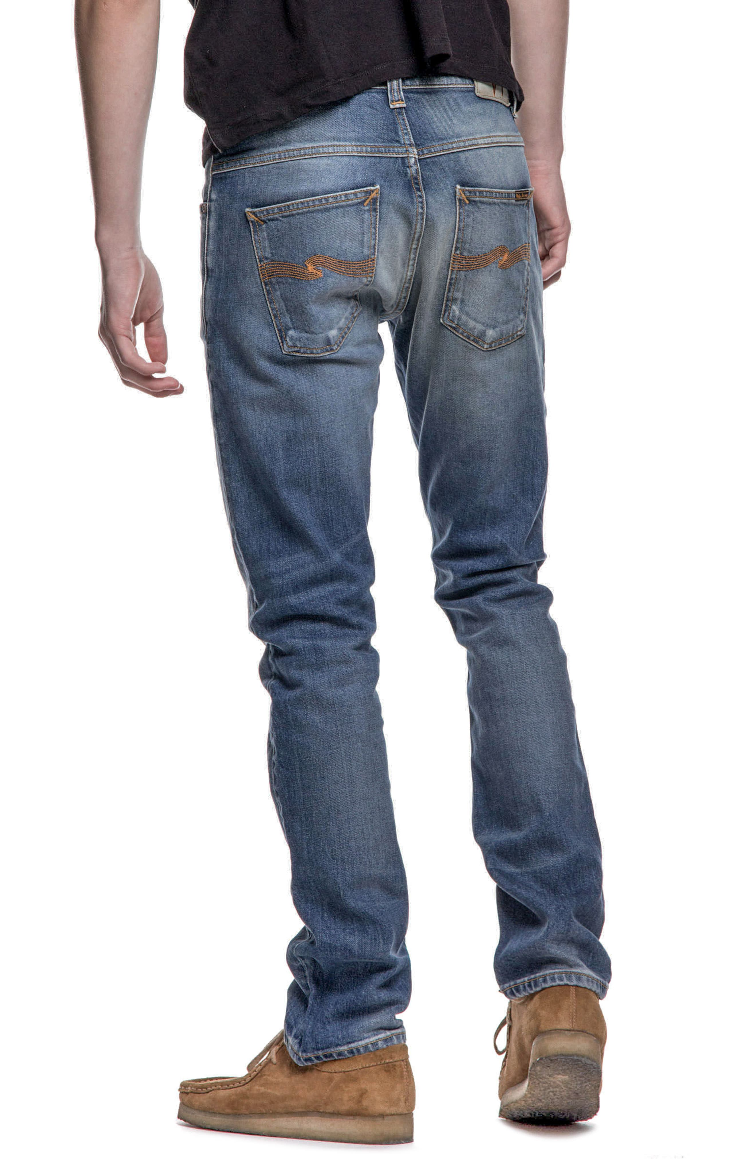 Grim Tim Slim Fit Jeans,                             Alternate thumbnail 2, color,                             460