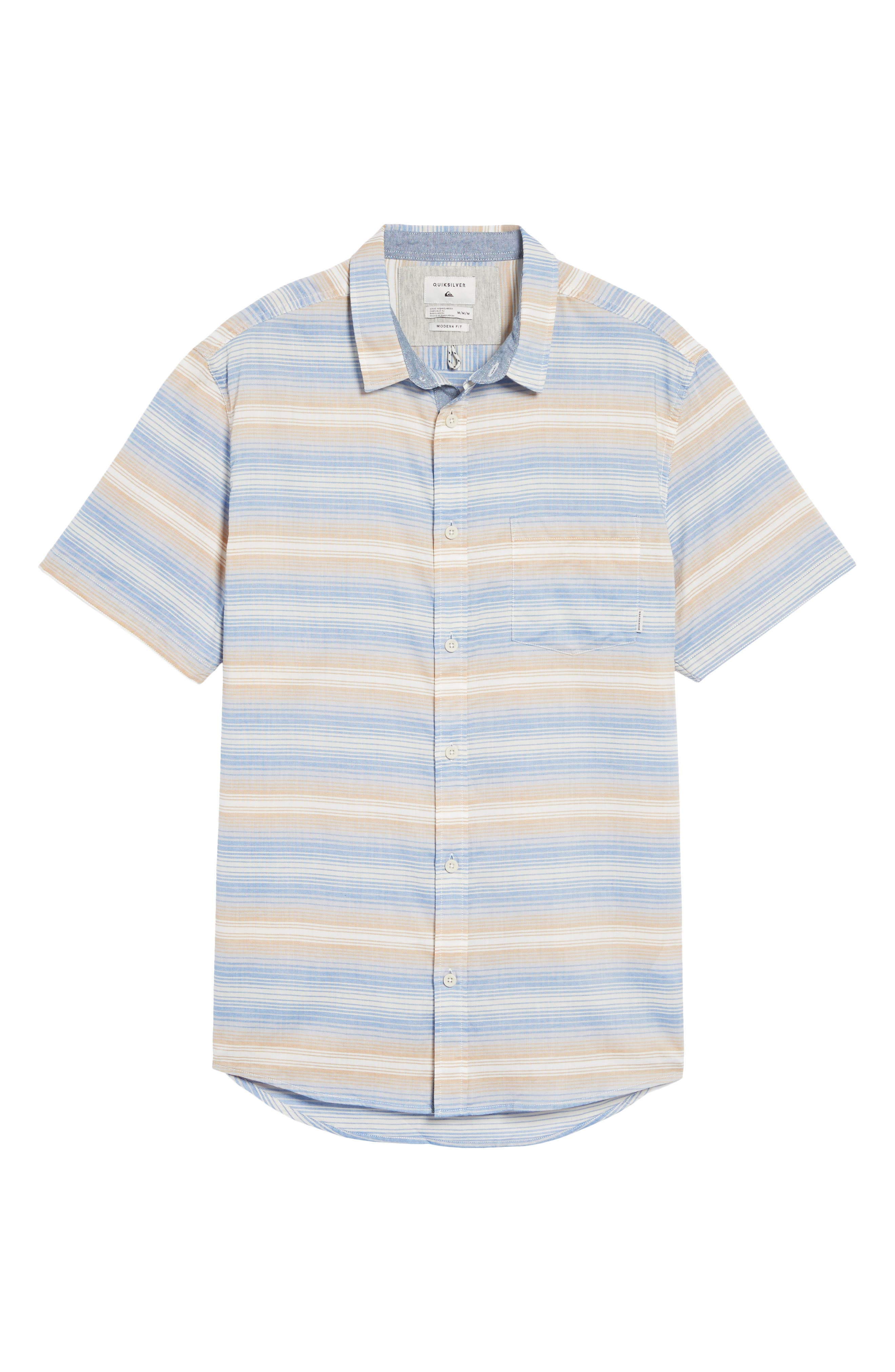 Aventail Stripe Shirt,                             Alternate thumbnail 12, color,