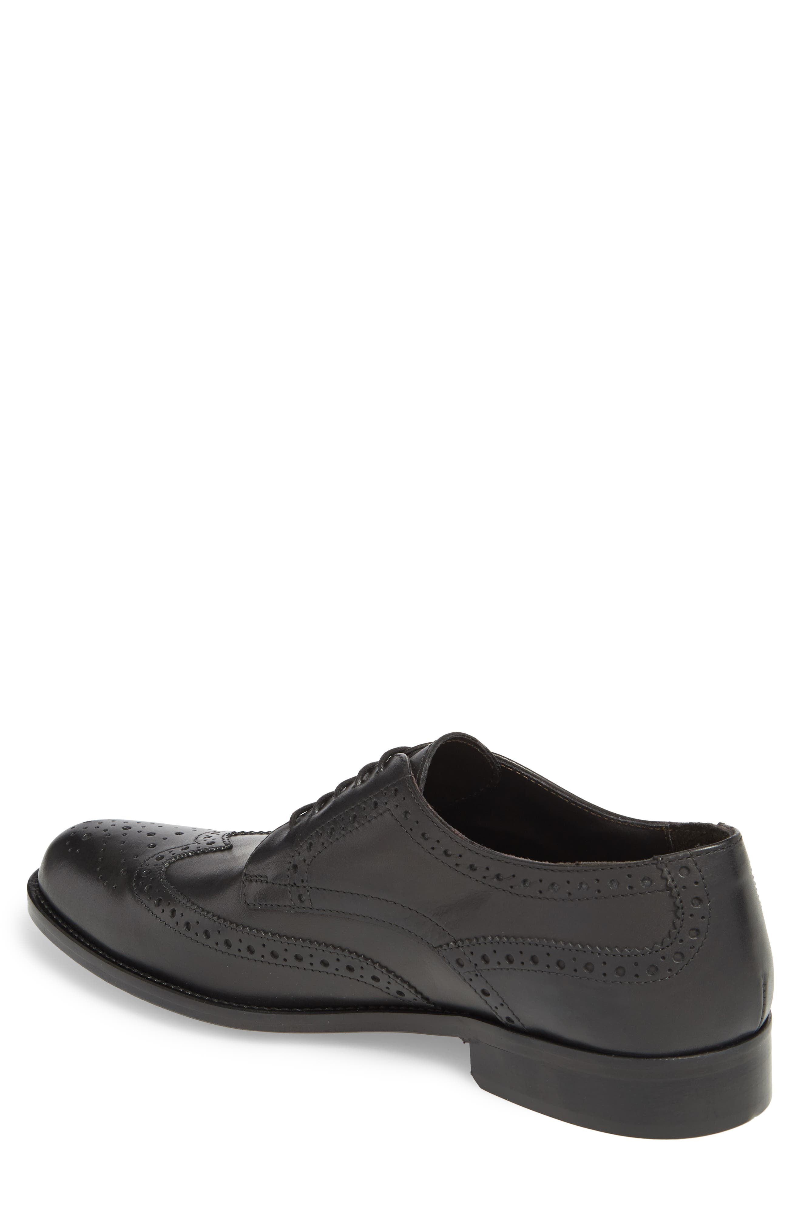 TO BOOT NEW YORK,                             Heinrich Wingtip Derby,                             Alternate thumbnail 2, color,                             001