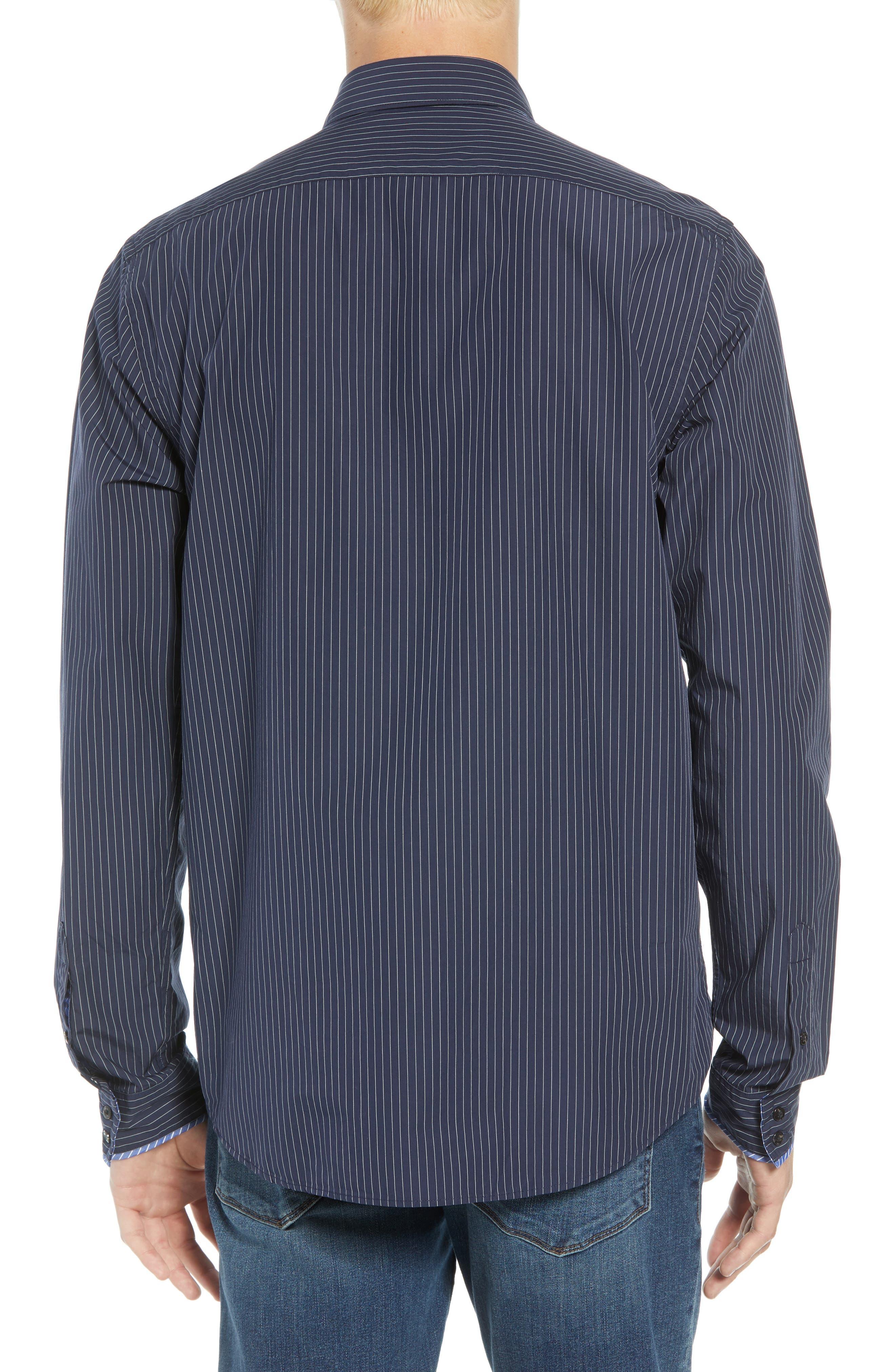 Regular Fit Sport Shirt,                             Alternate thumbnail 3, color,                             COMBO D