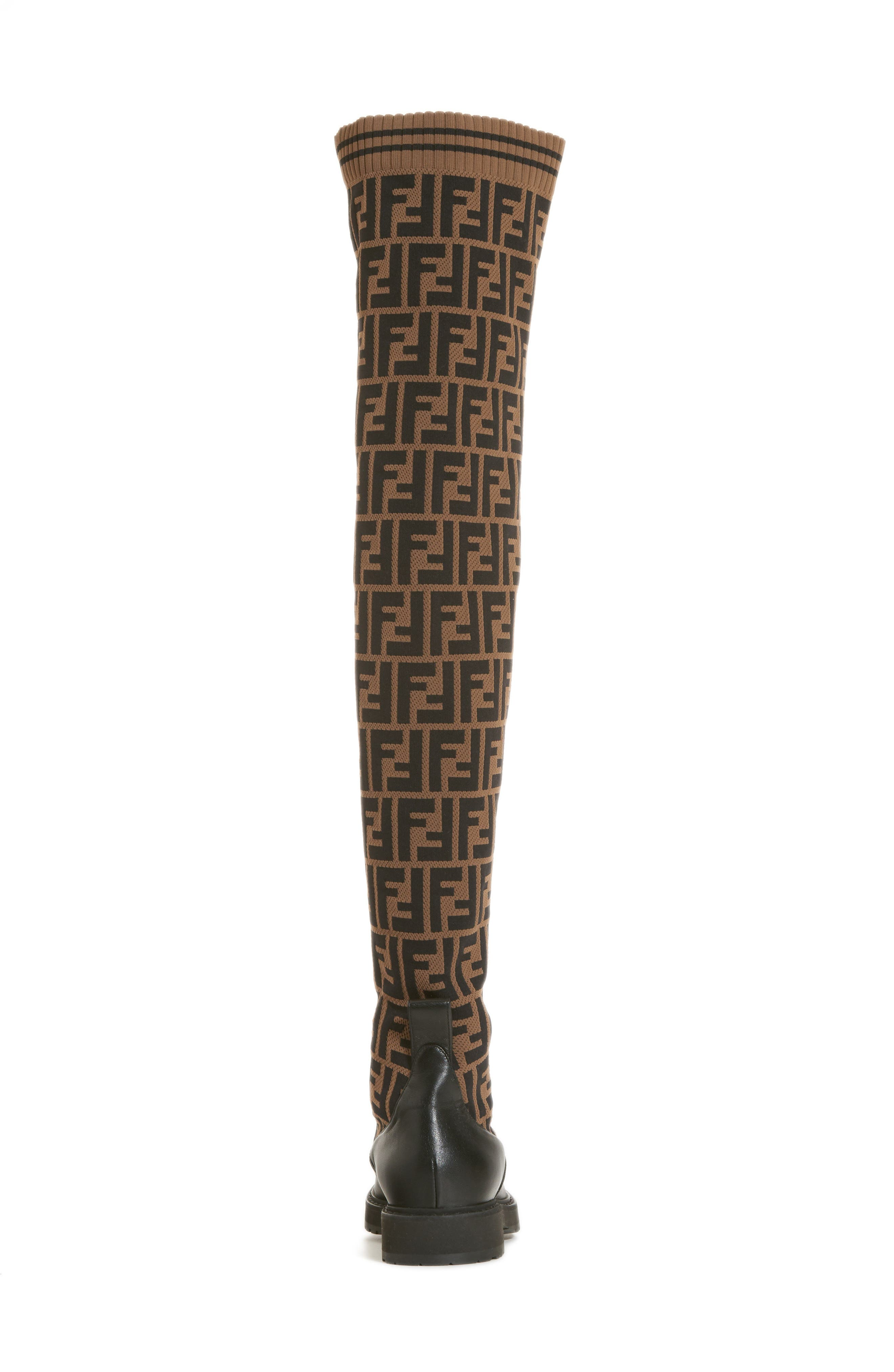 Rockoko Over the Knee Boot,                             Alternate thumbnail 5, color,