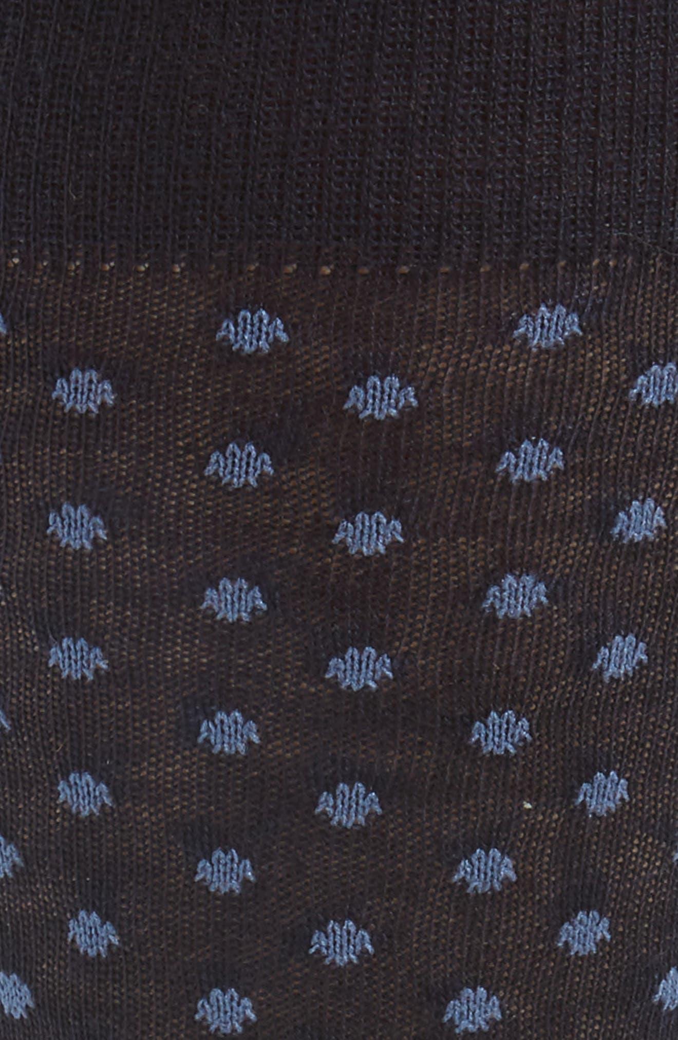 Dot Socks,                             Alternate thumbnail 5, color,