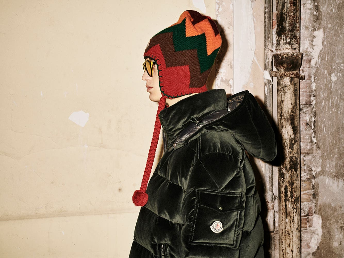 The genius of Moncler.
