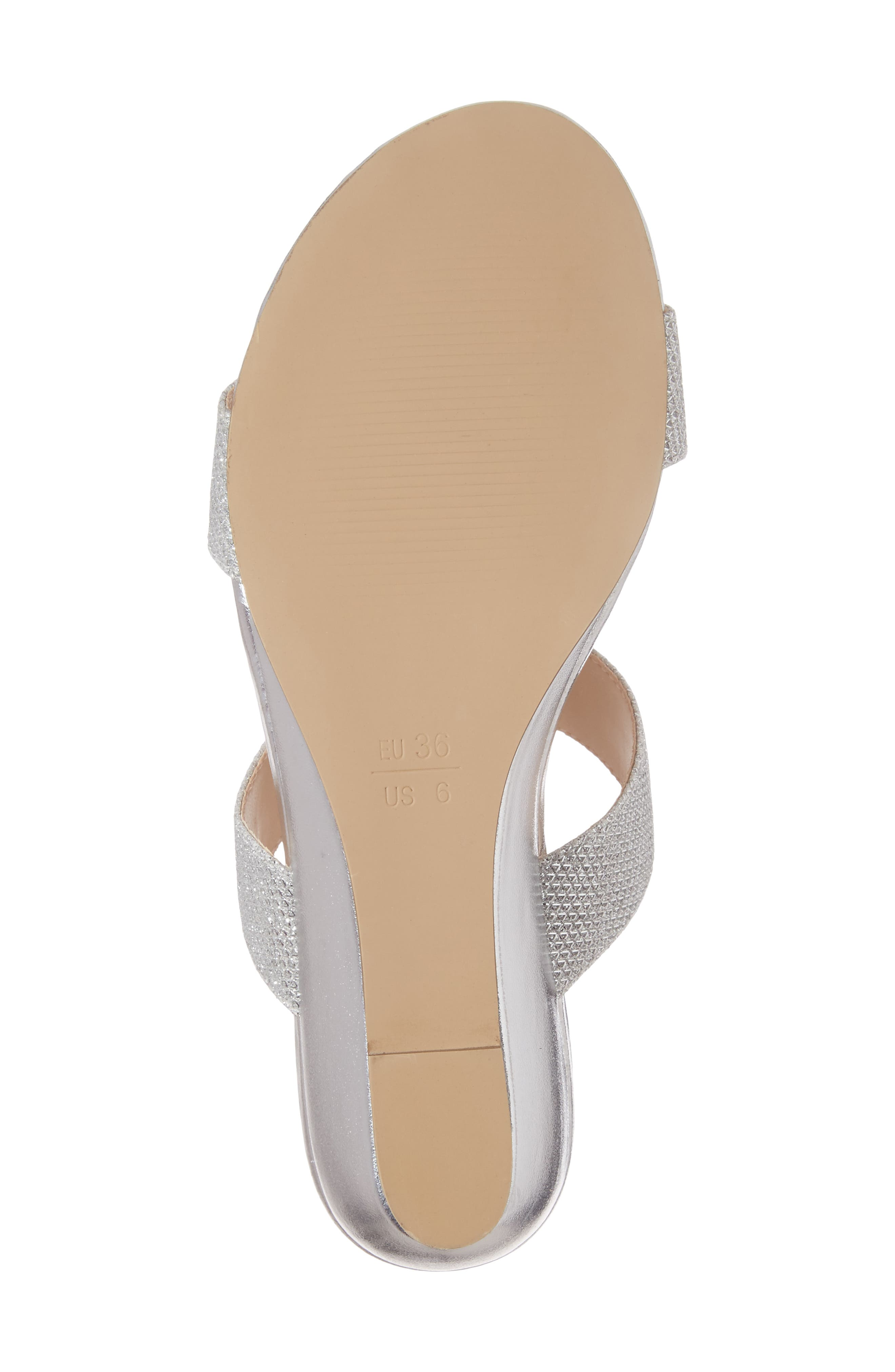 Melina Wedge Slide Sandal,                             Alternate thumbnail 11, color,