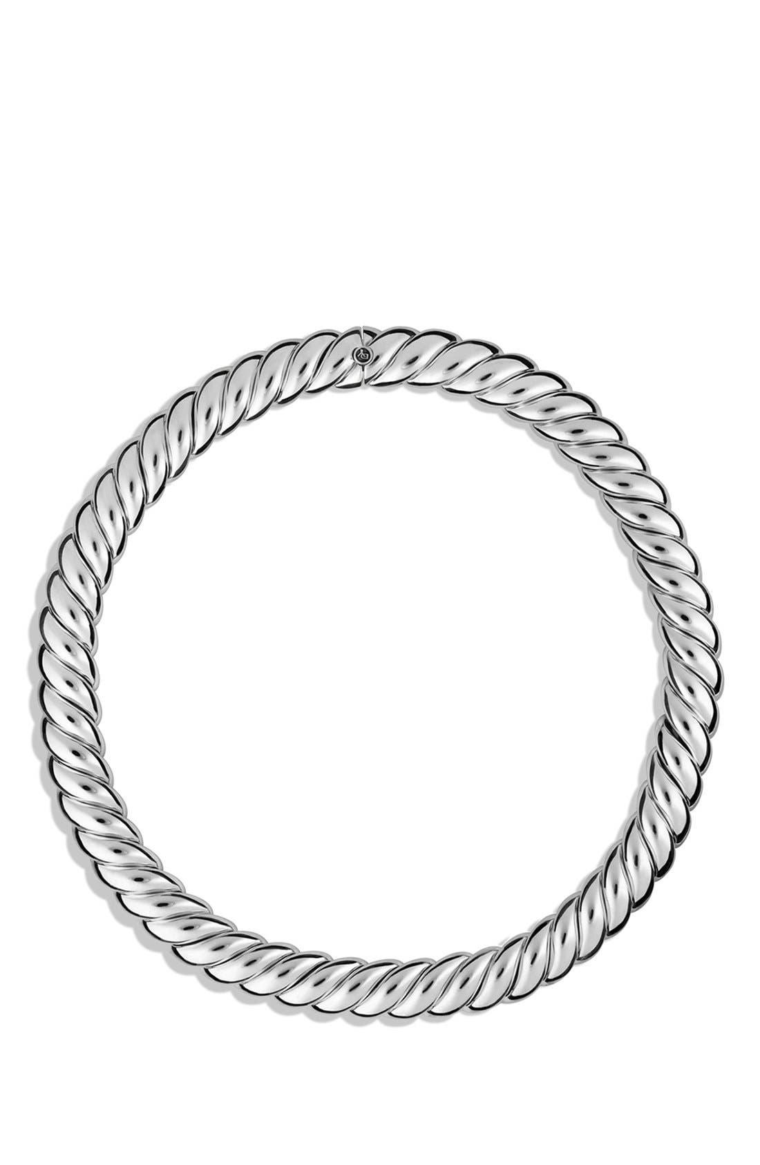 'Hampton' Cable Necklace,                             Main thumbnail 1, color,                             040