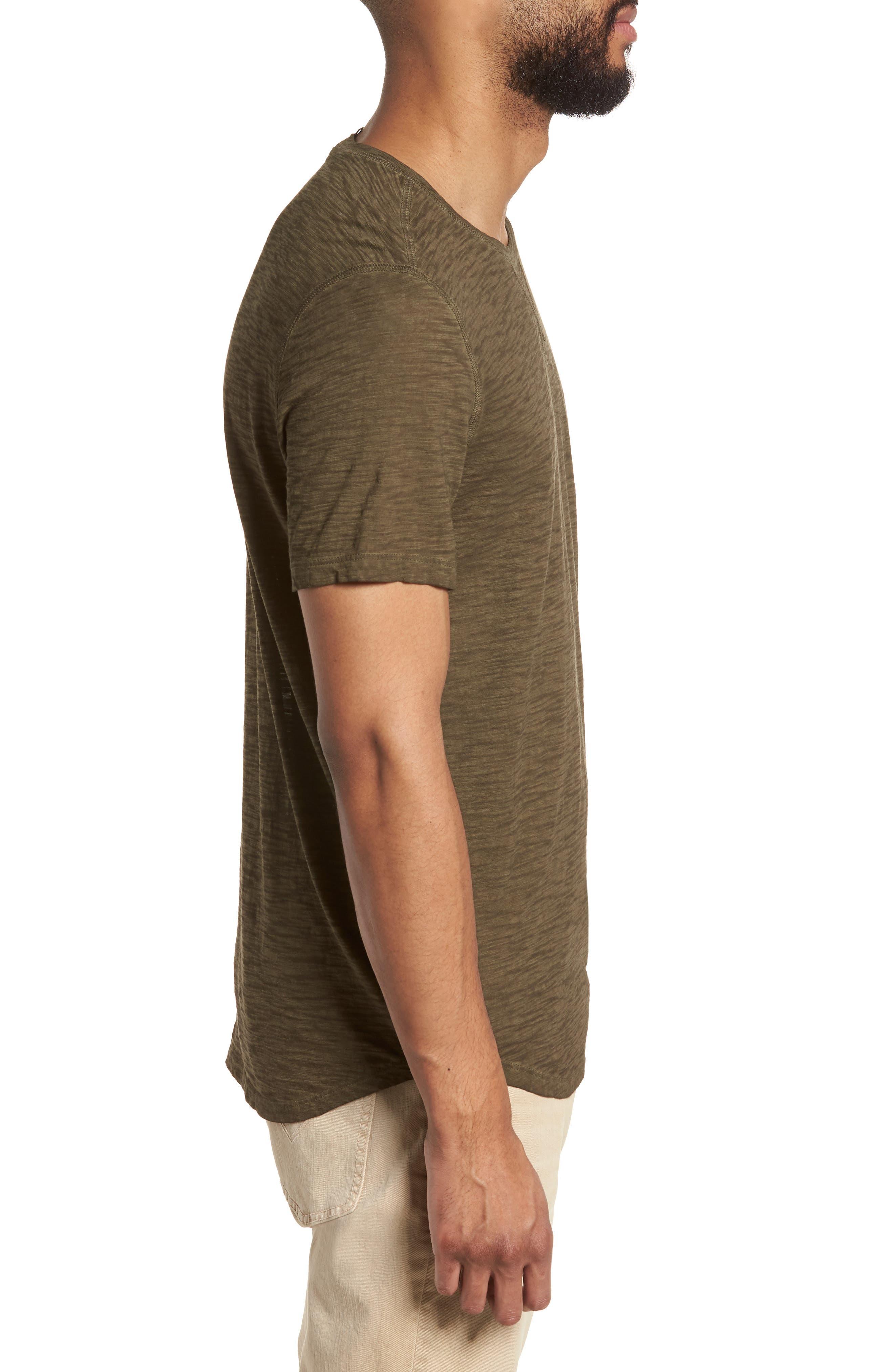 Slim Fit Slubbed T-Shirt,                             Alternate thumbnail 9, color,