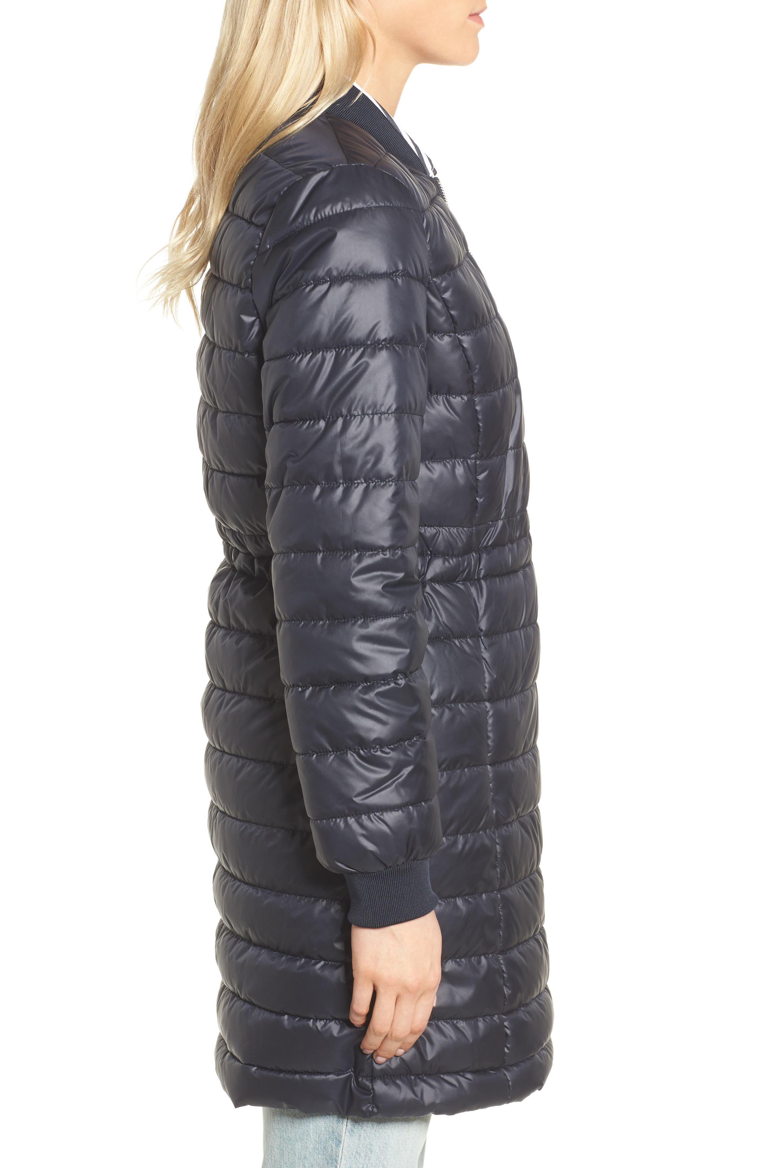 Lightweight Quilted Puffer Coat,                             Alternate thumbnail 11, color,