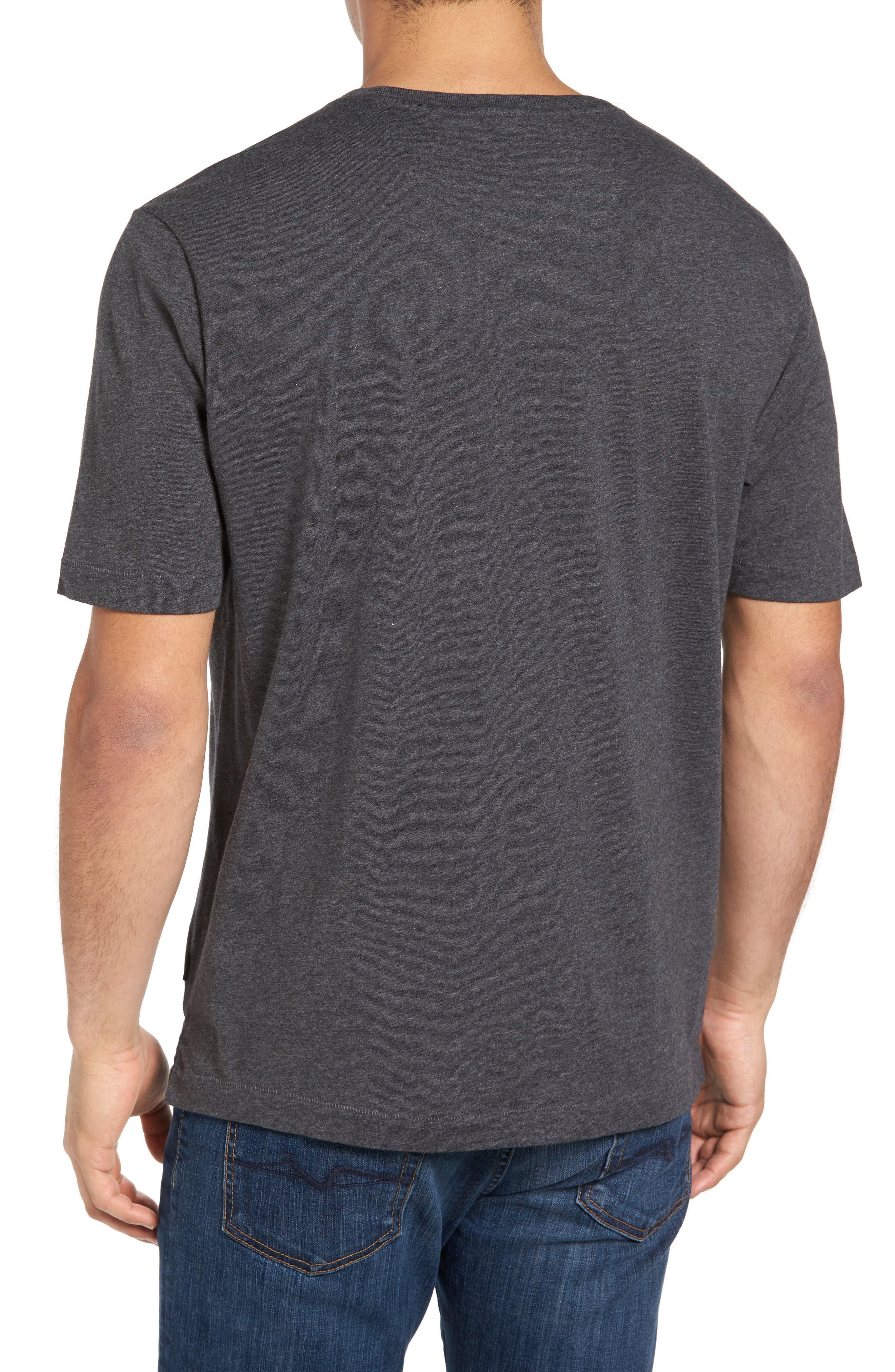 New Bali Sky Pima Cotton Pocket T-Shirt,                             Alternate thumbnail 86, color,