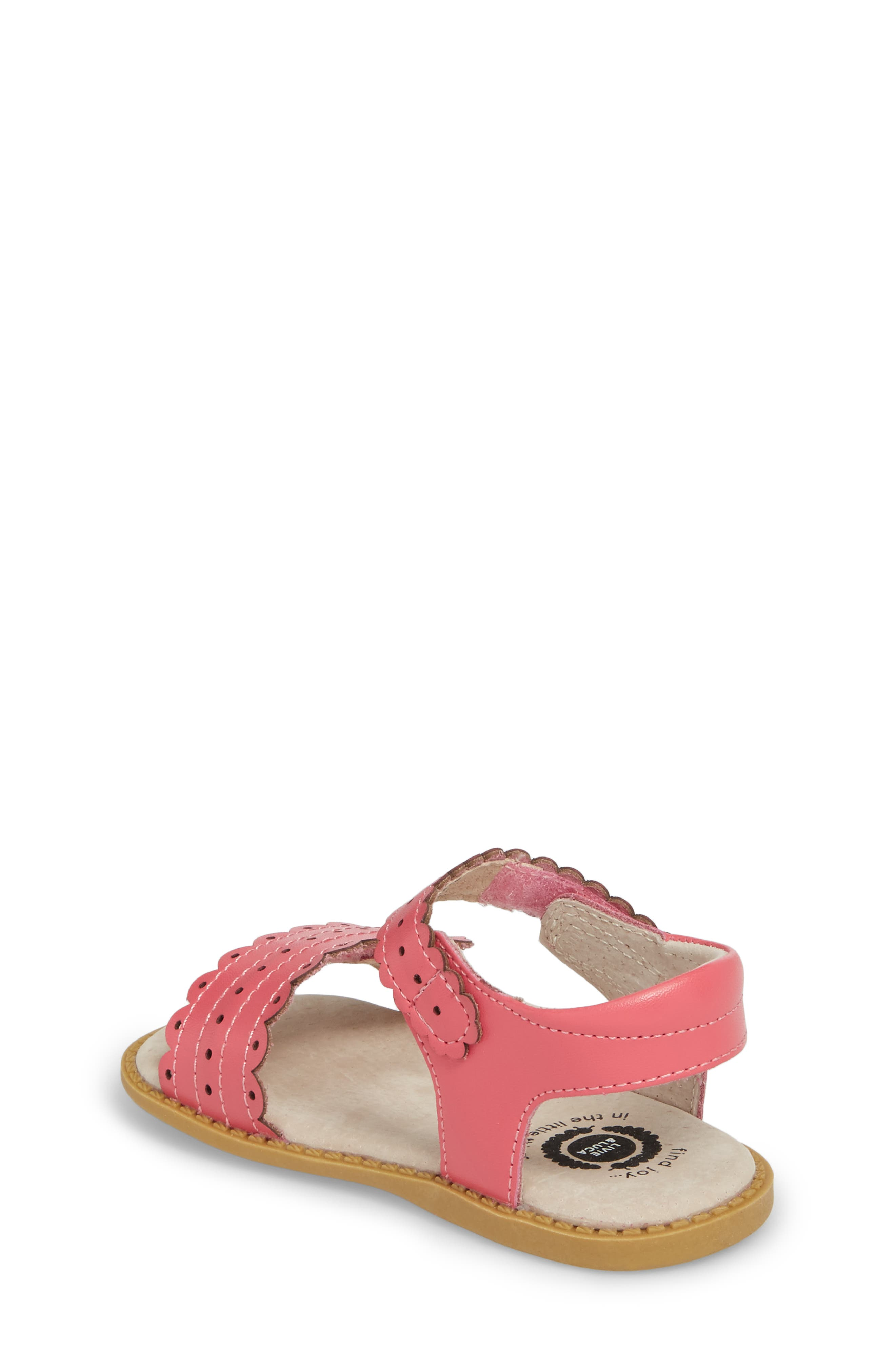 Posey Sandal,                             Alternate thumbnail 2, color,                             ROSY PINK