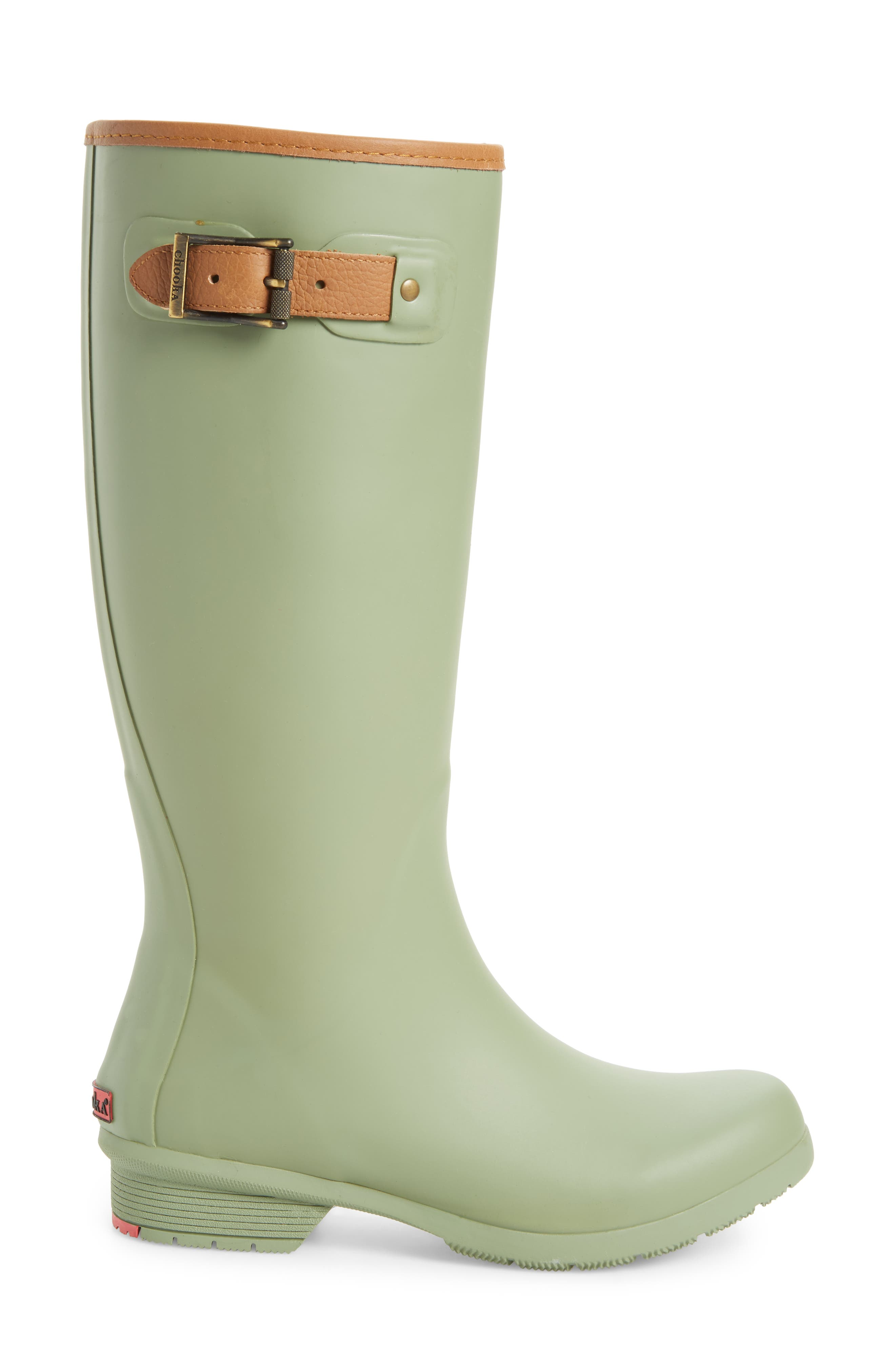 City Tall Rain Boot,                             Alternate thumbnail 3, color,                             303