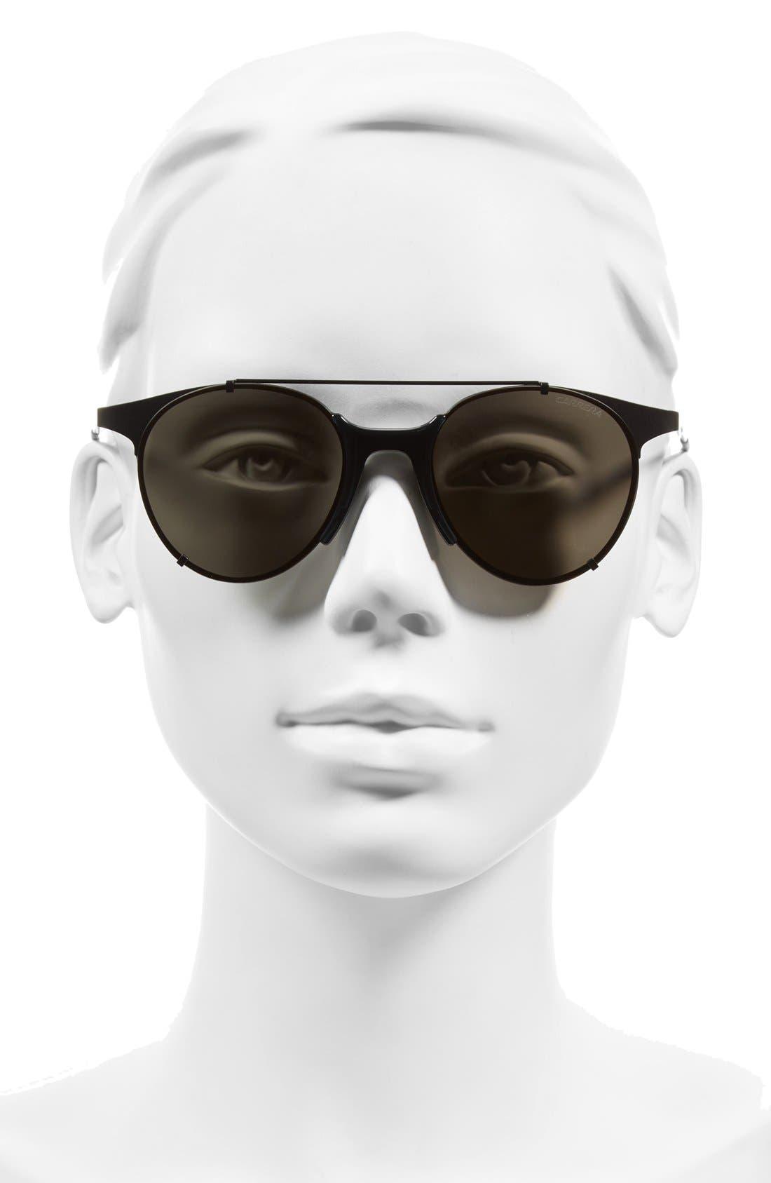CA128/S 52mm Sunglasses,                             Alternate thumbnail 6, color,                             001