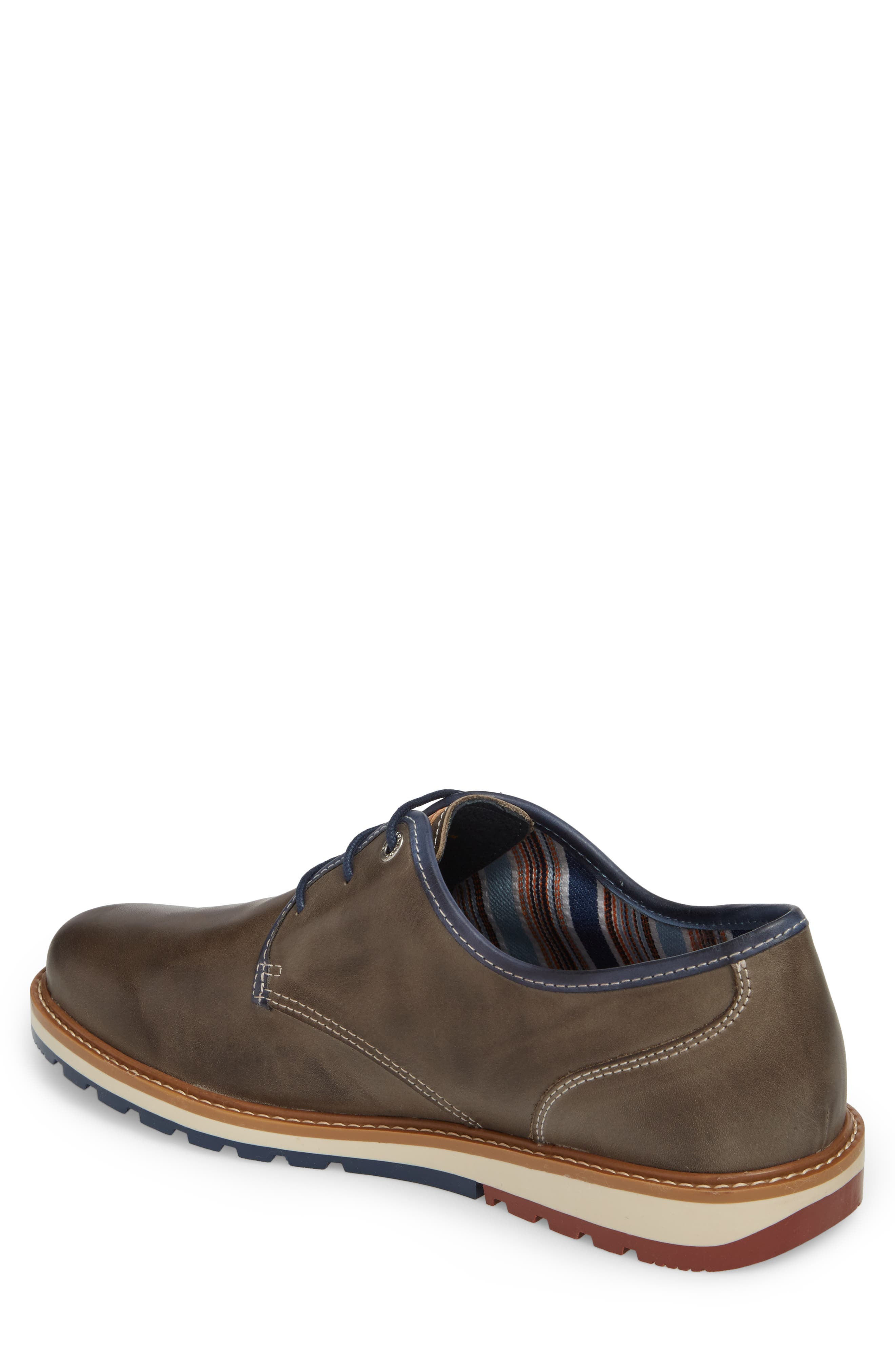 Berna Plain Toe Oxford,                             Alternate thumbnail 2, color,                             020