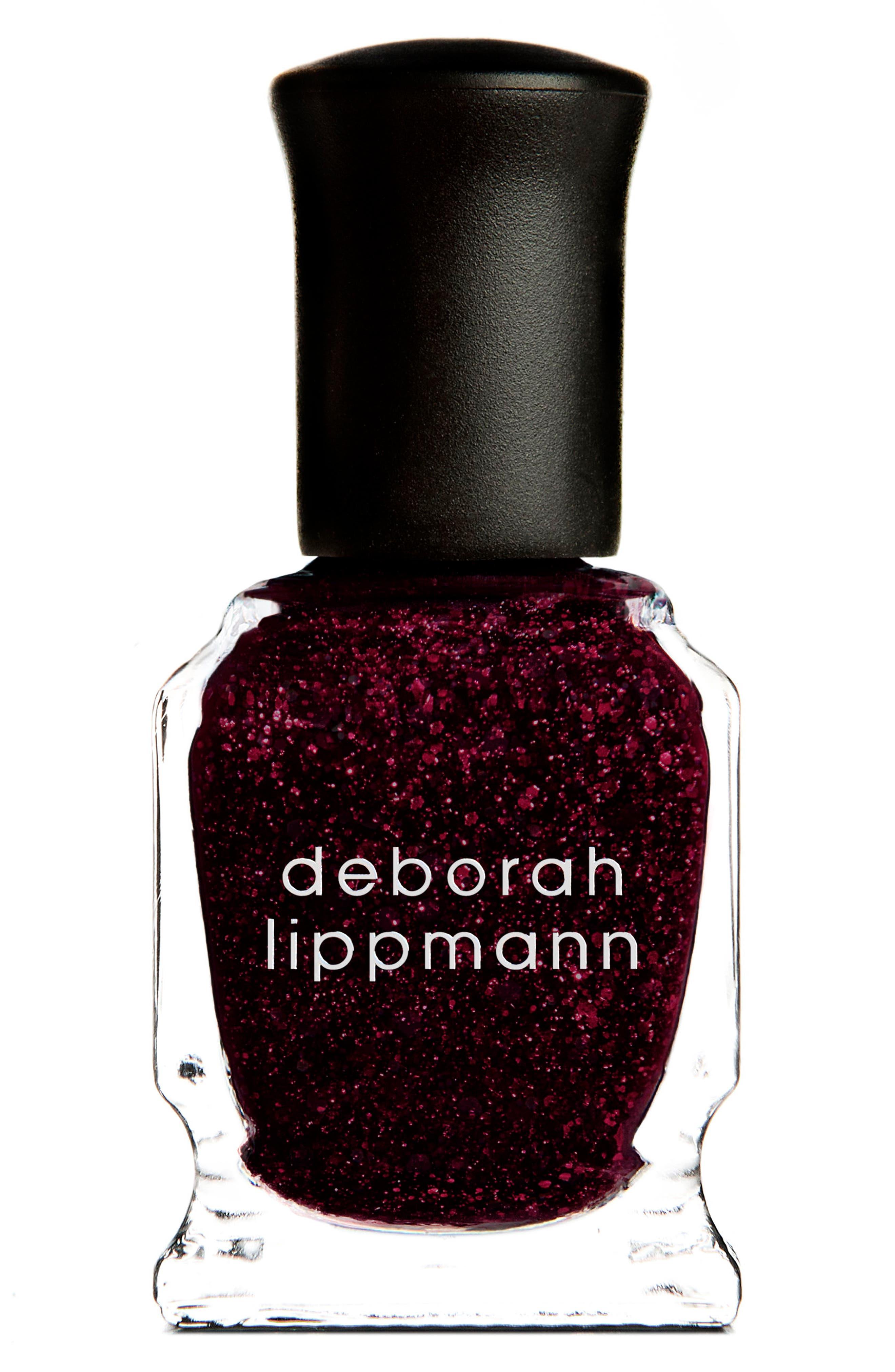 Deborah Lippman Lady in Red Nail Color,                             Alternate thumbnail 3, color,                             000