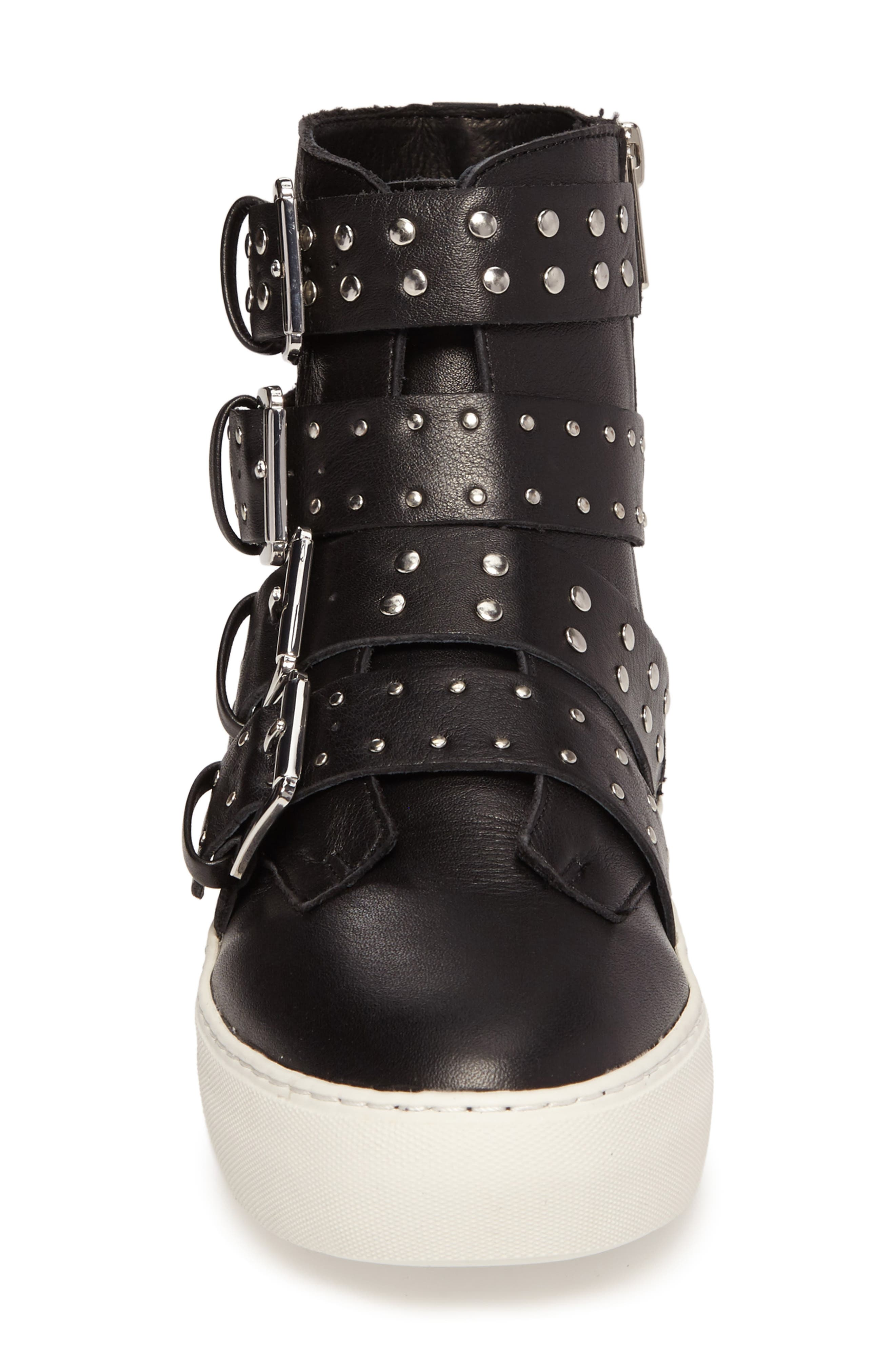 Aghast Buckle Bootie,                             Alternate thumbnail 4, color,                             015