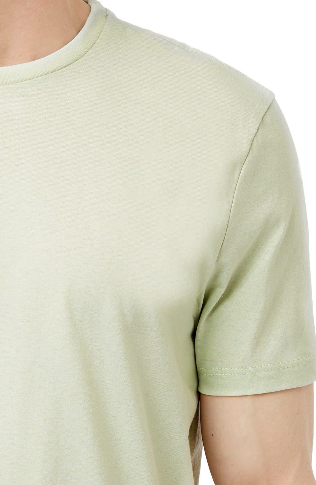 Slim Fit Crewneck T-Shirt,                             Alternate thumbnail 338, color,