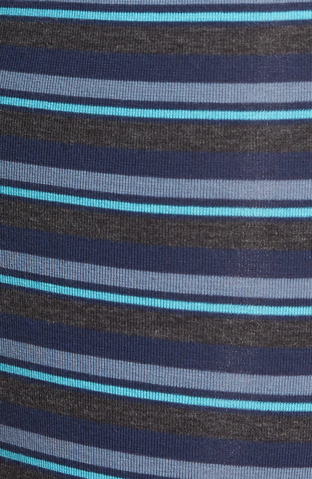 Cool Cotton Boxer Briefs,                             Alternate thumbnail 5, color,                             MAUI BLUE