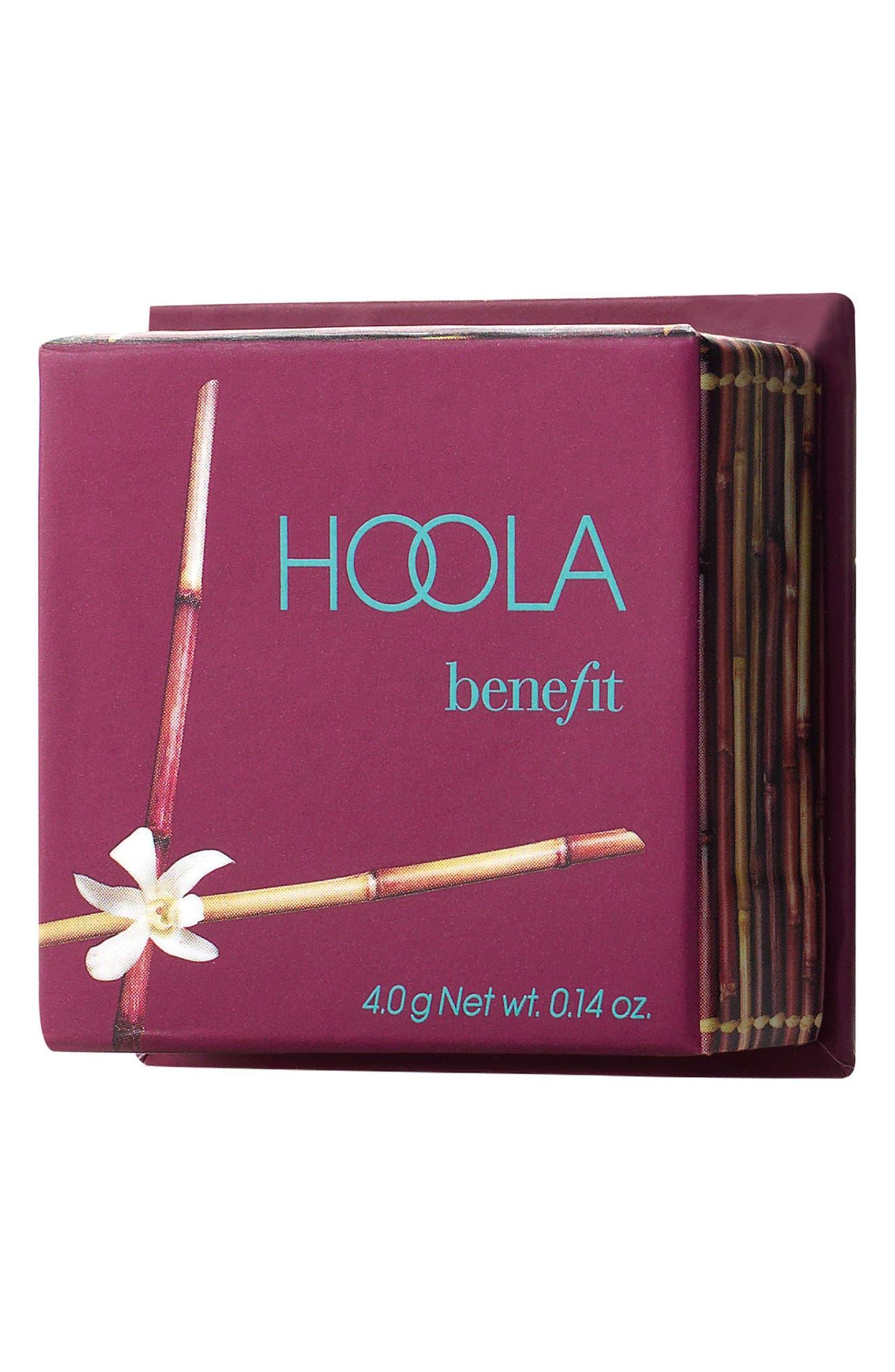 Benefit Hoola Matte Bronzing Powder,                             Alternate thumbnail 2, color,                             BRONZE
