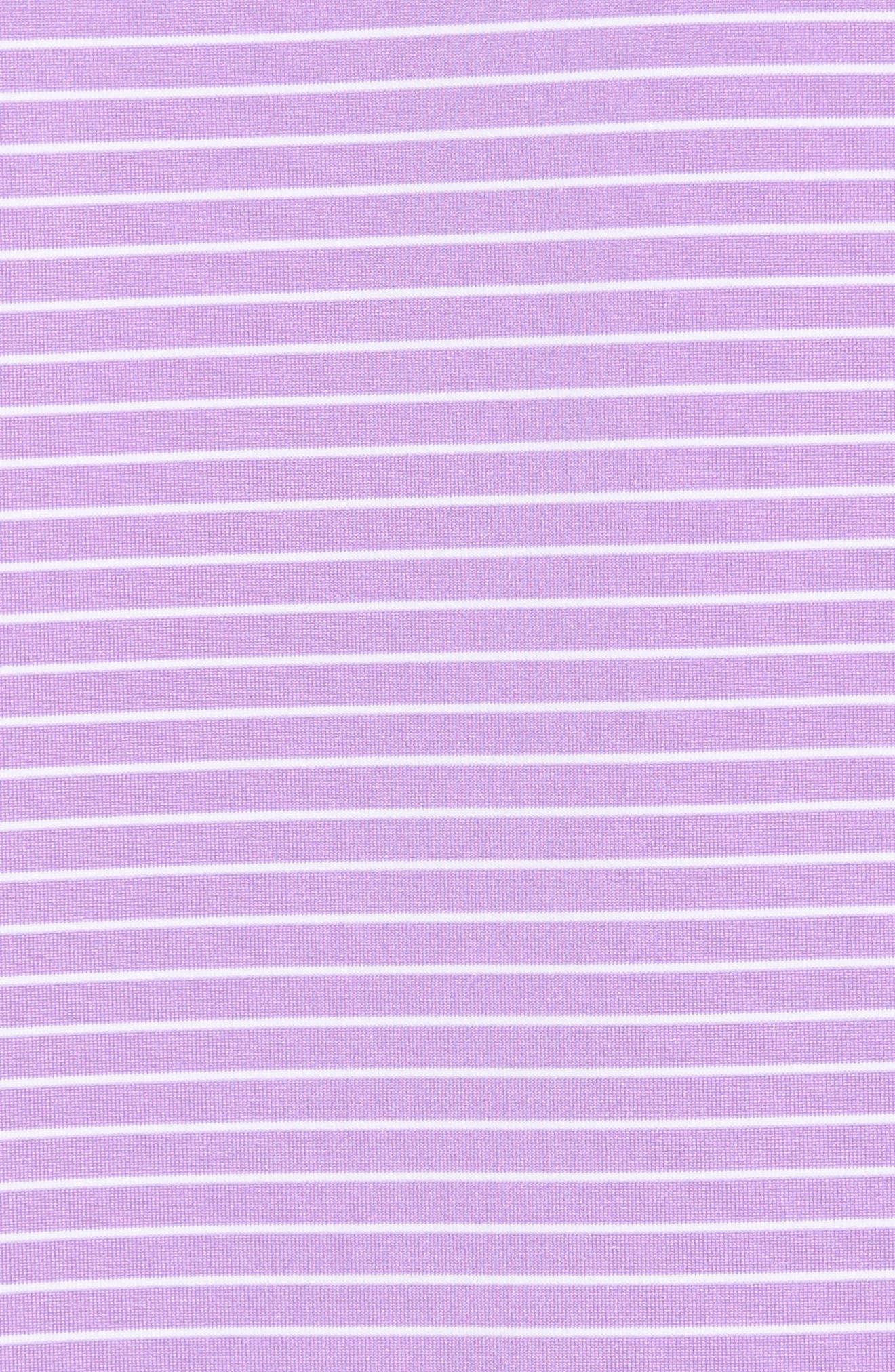Heathered Wilson Stripe Polo,                             Alternate thumbnail 23, color,