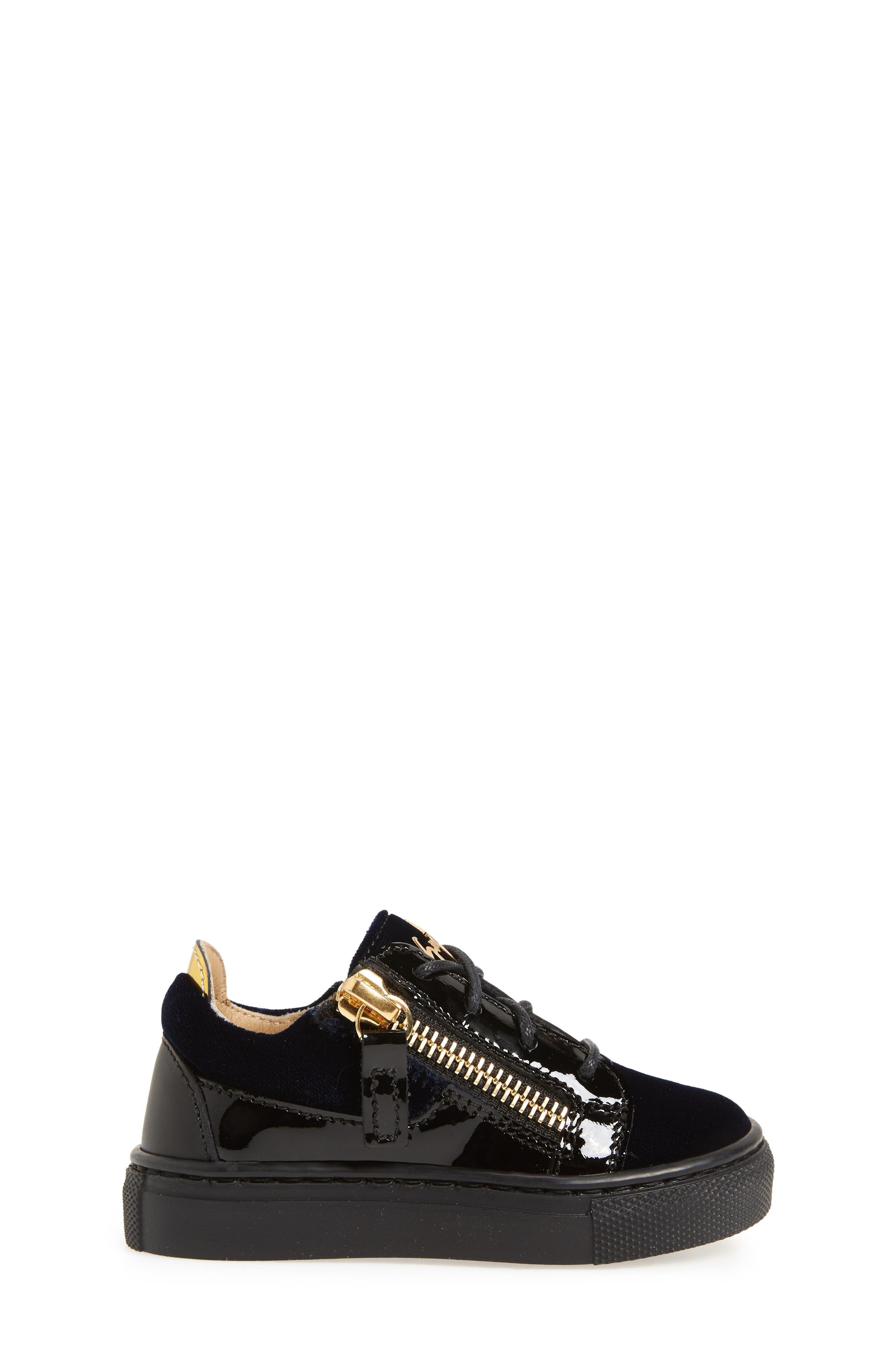 London Sneaker,                             Alternate thumbnail 3, color,                             410