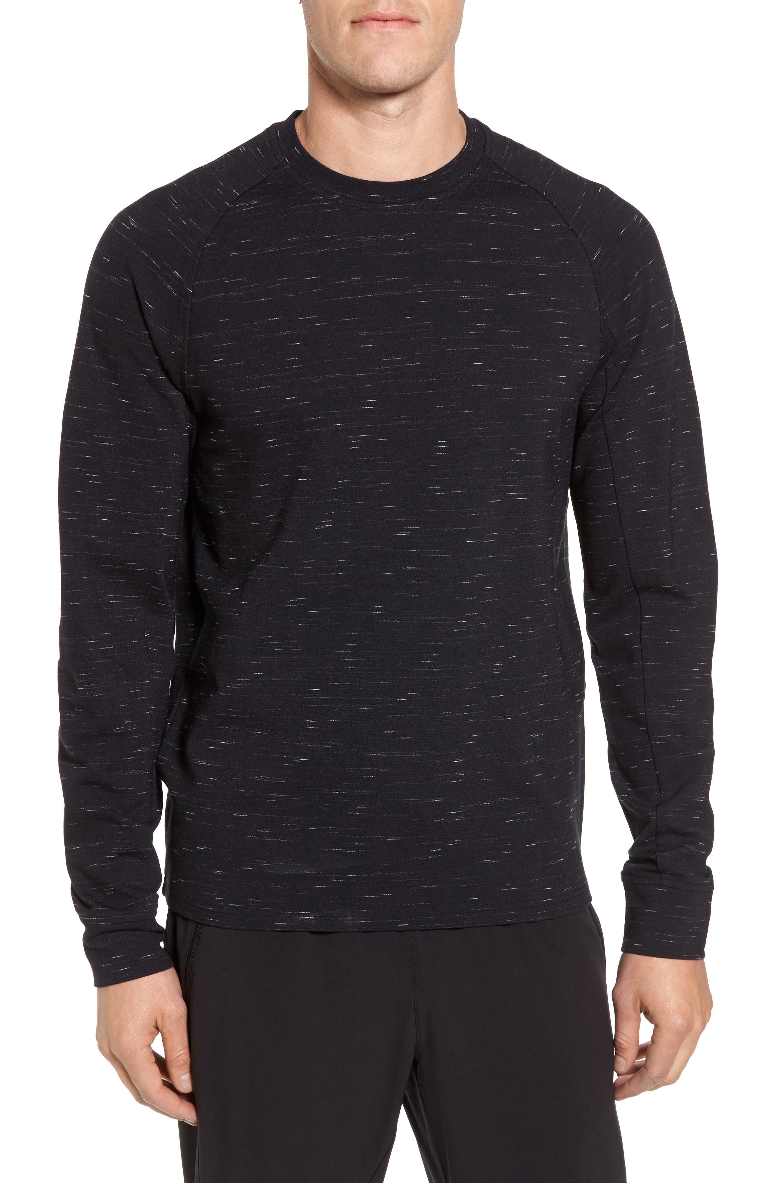 Fleece Crewneck Sweatshirt,                         Main,                         color,