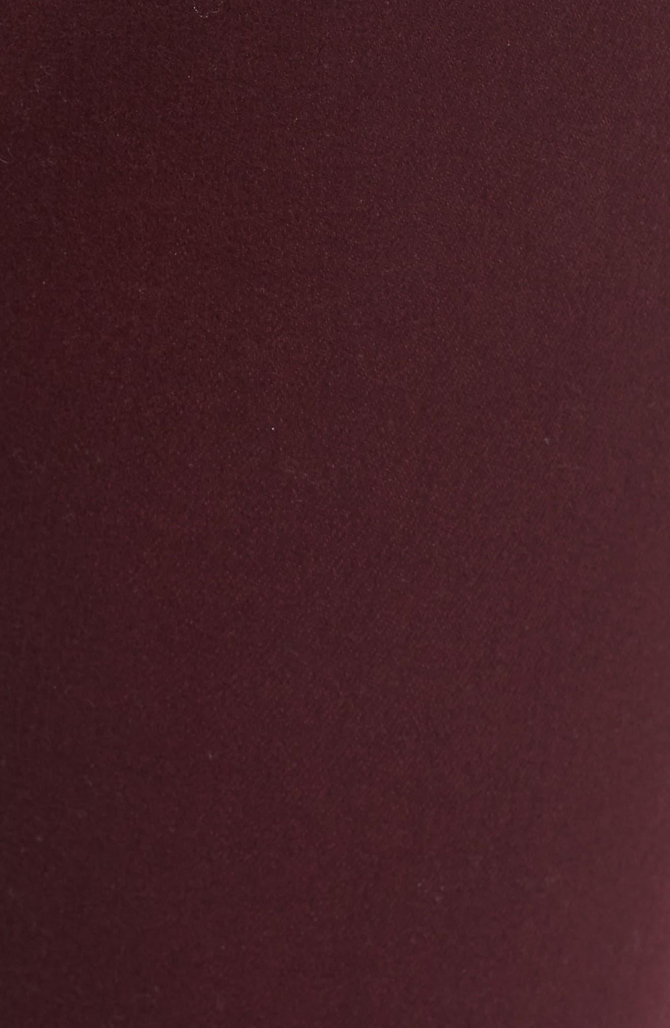 AG,                             Farrah High Waist Skinny Jeans,                             Alternate thumbnail 5, color,                             609