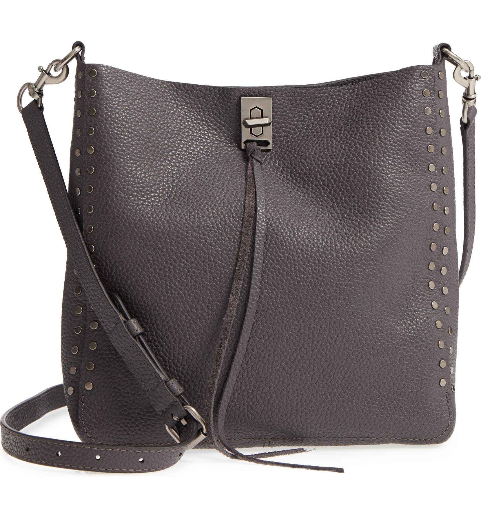 143d2fa5b2 Rebecca Minkoff Small Darren Leather Feed Bag
