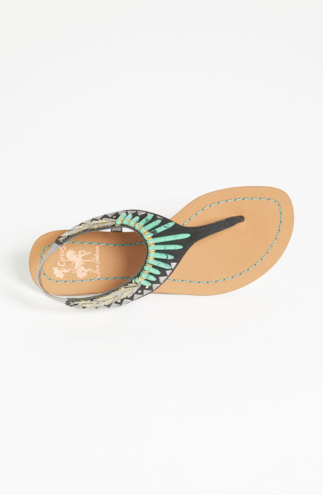 'Brina' Sandal,                             Alternate thumbnail 2, color,                             001