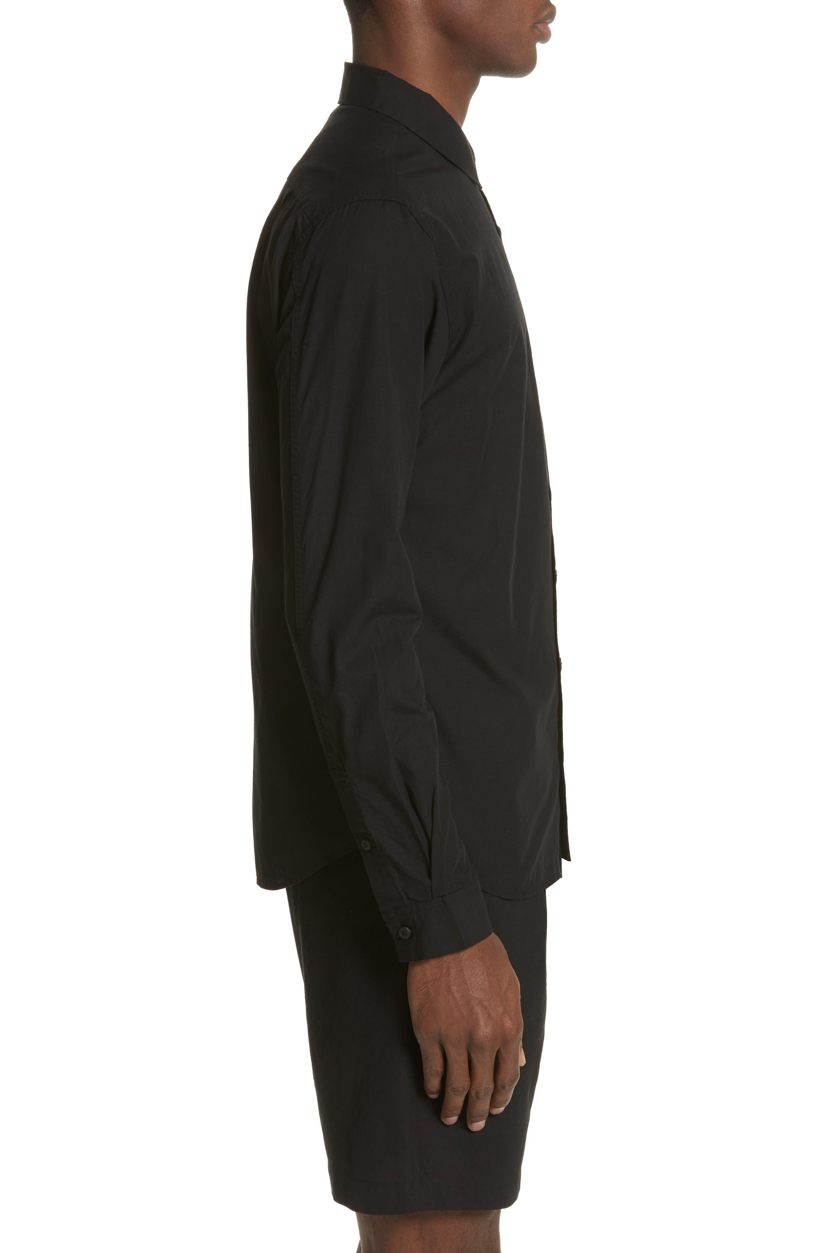 Officer Shirt,                             Alternate thumbnail 3, color,                             001