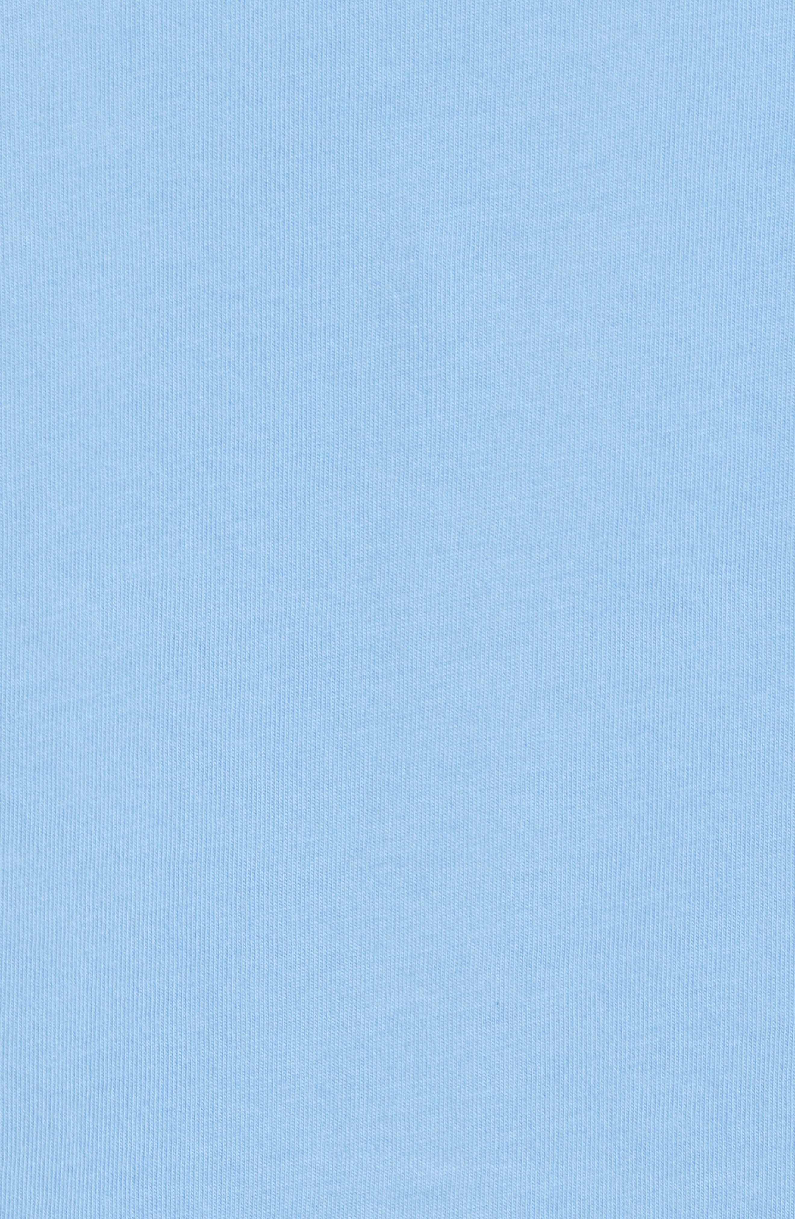 New Bali Sky Pima Cotton Pocket T-Shirt,                             Alternate thumbnail 116, color,