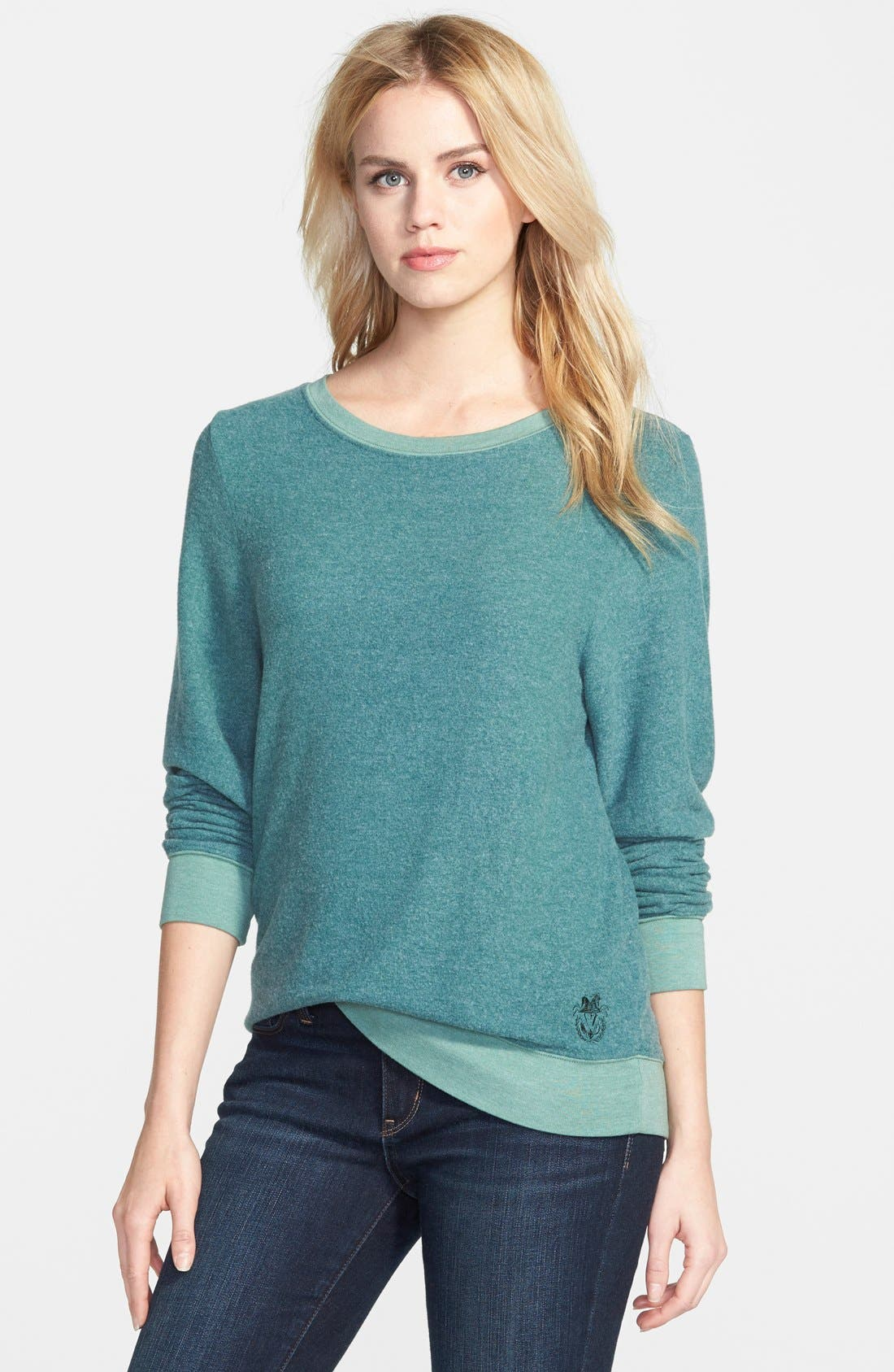'Baggy Beach Jumper' Pullover,                             Main thumbnail 27, color,