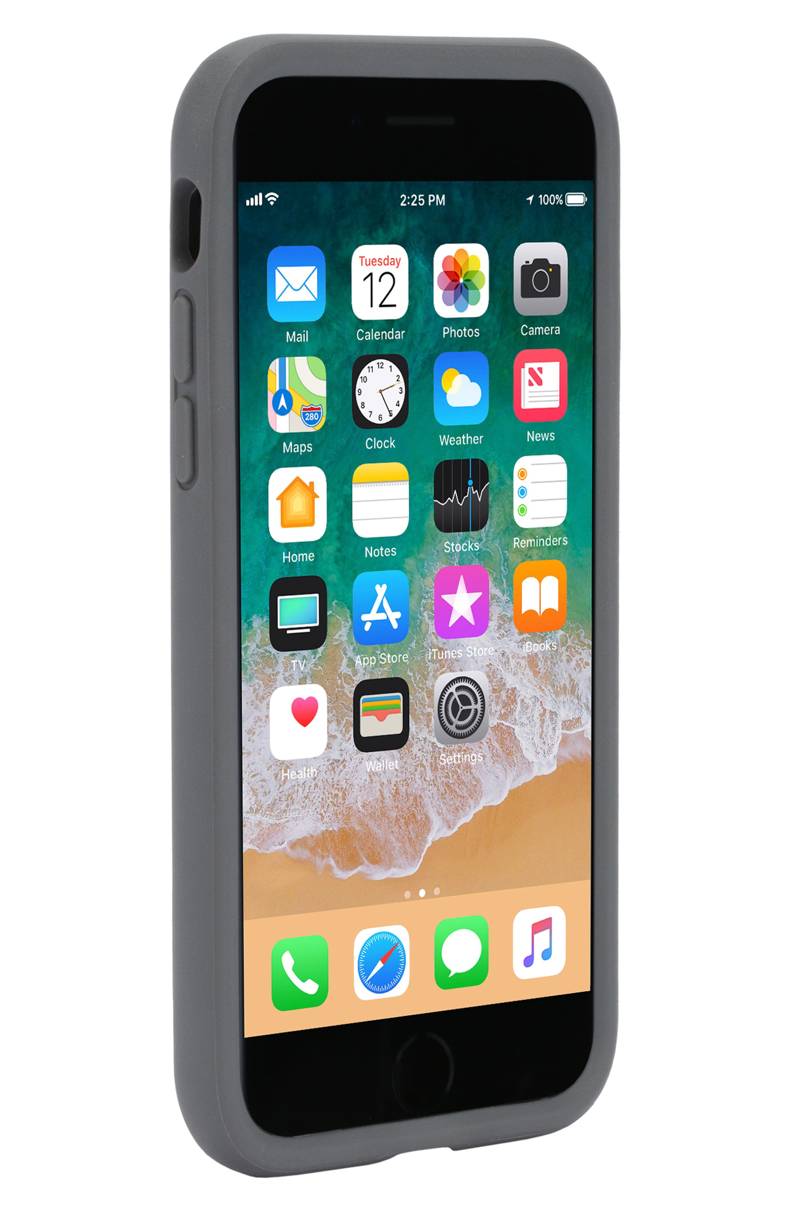 Icon iPhone 7/8 Case,                             Alternate thumbnail 5, color,                             020