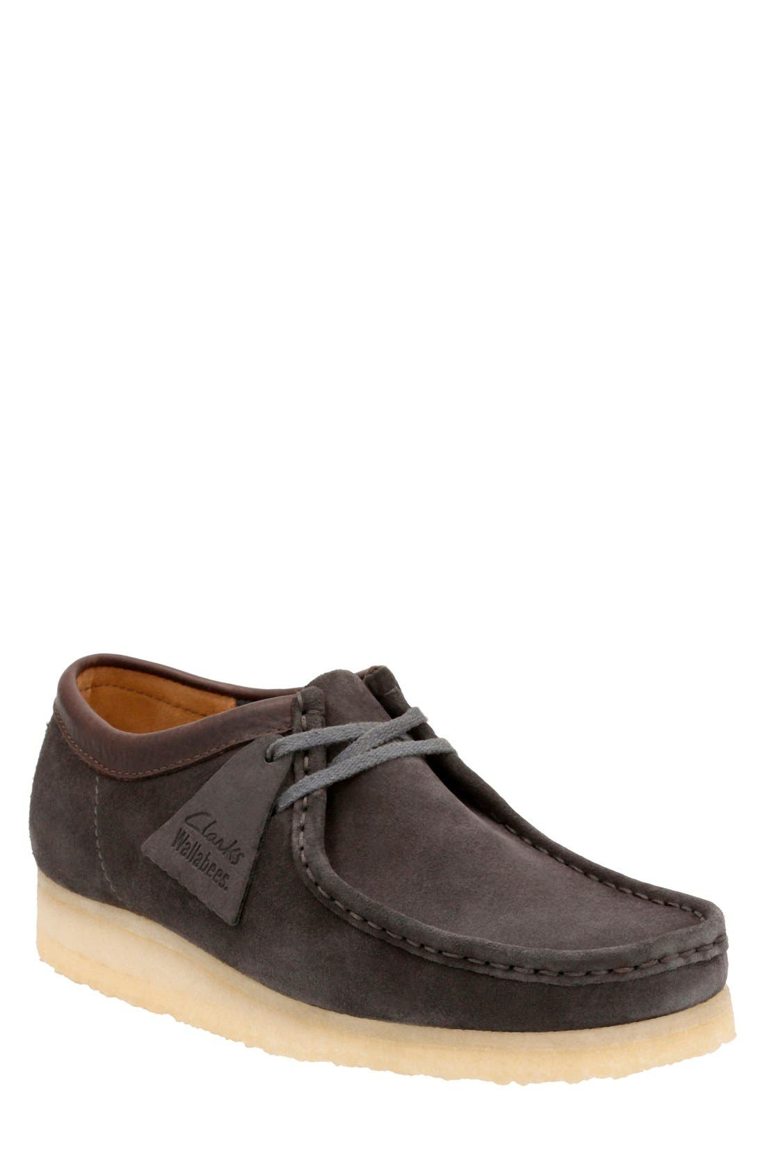 'Wallabee' Moc Toe Derby (Online Only),                             Main thumbnail 2, color,