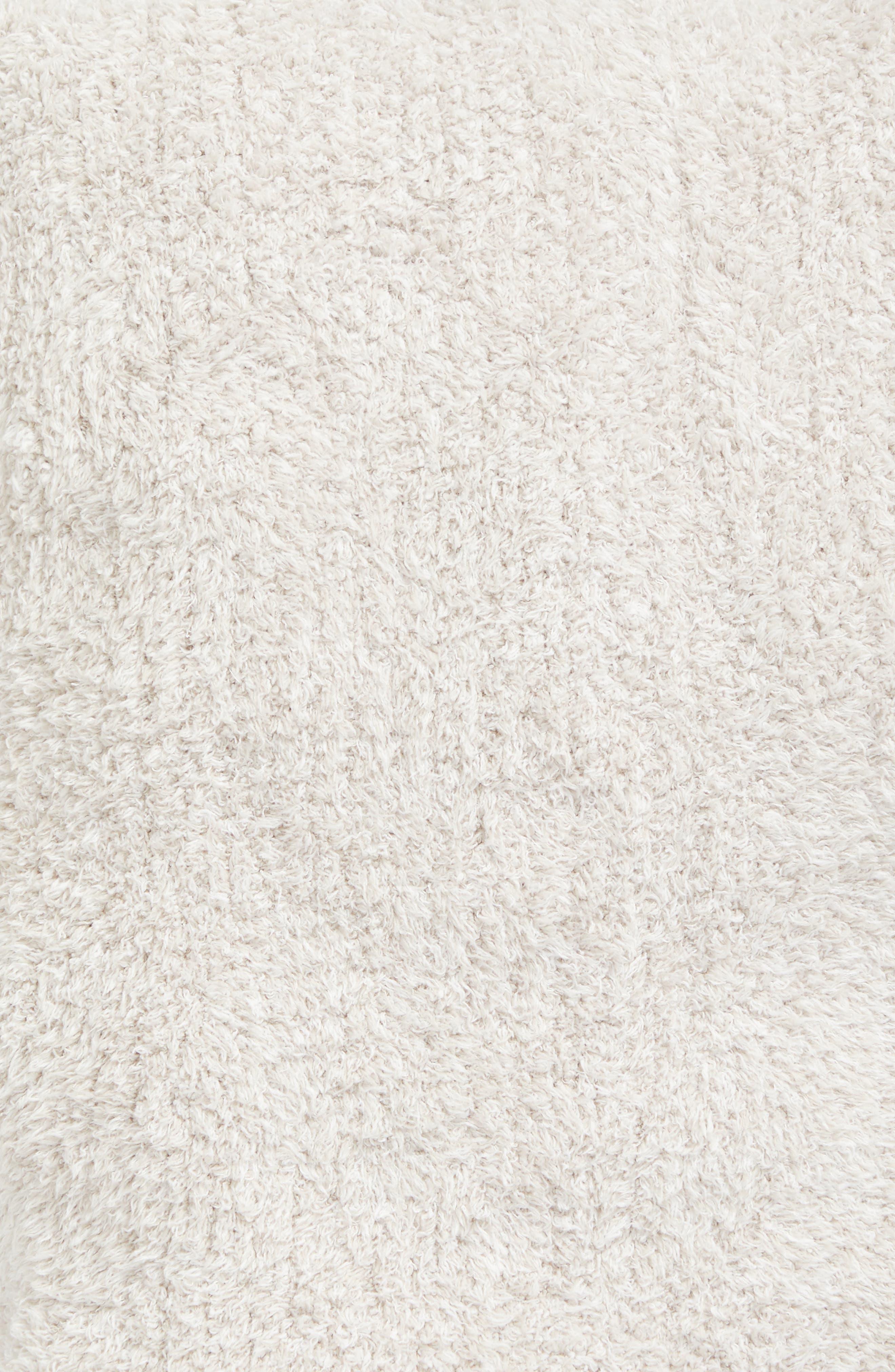 Cozychic<sup>®</sup> Heathered Throw Blanket,                             Alternate thumbnail 2, color,                             STONE/ WHITE