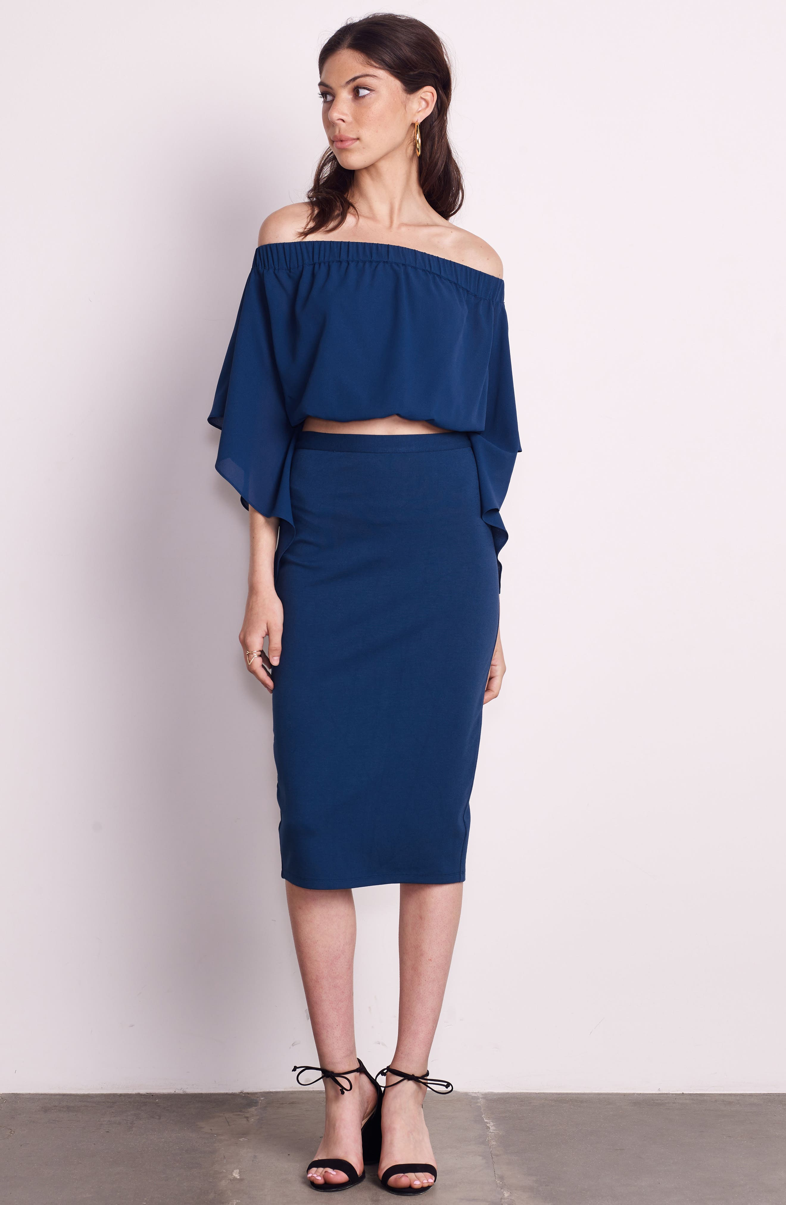 Sweet Smell of Success Two-Piece Dress,                             Alternate thumbnail 14, color,