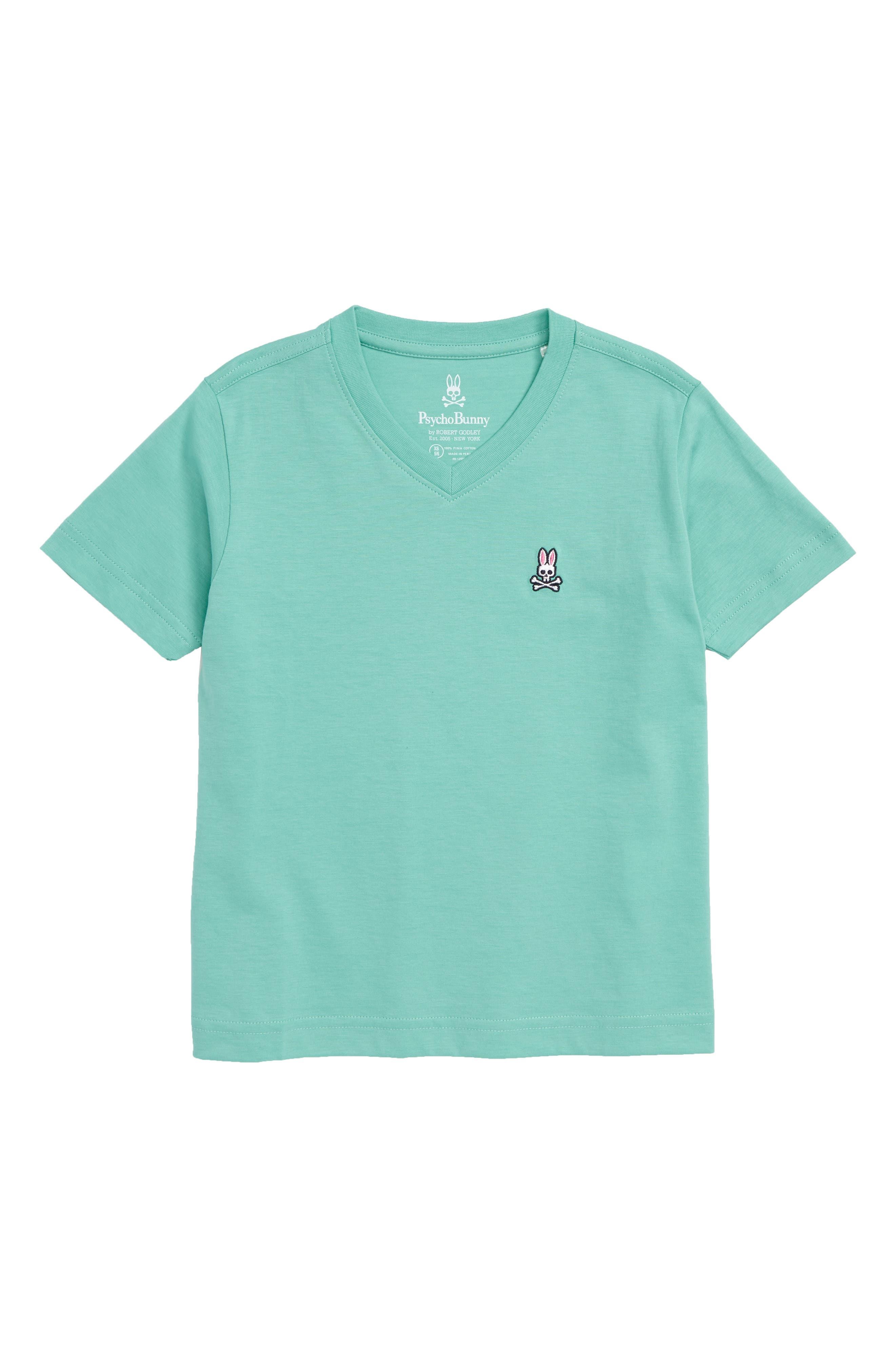 V-Neck T-Shirt,                             Main thumbnail 8, color,