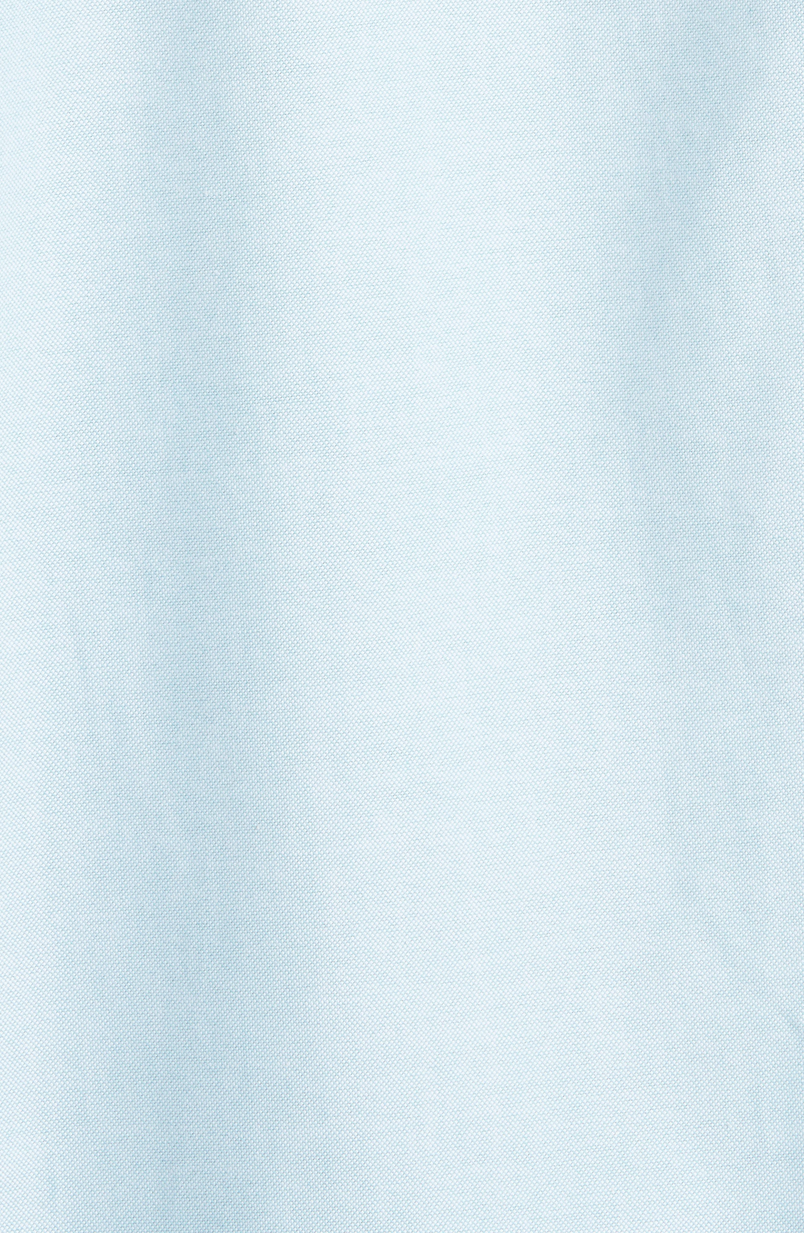Oversize Half Placket Shirt,                             Alternate thumbnail 5, color,                             440