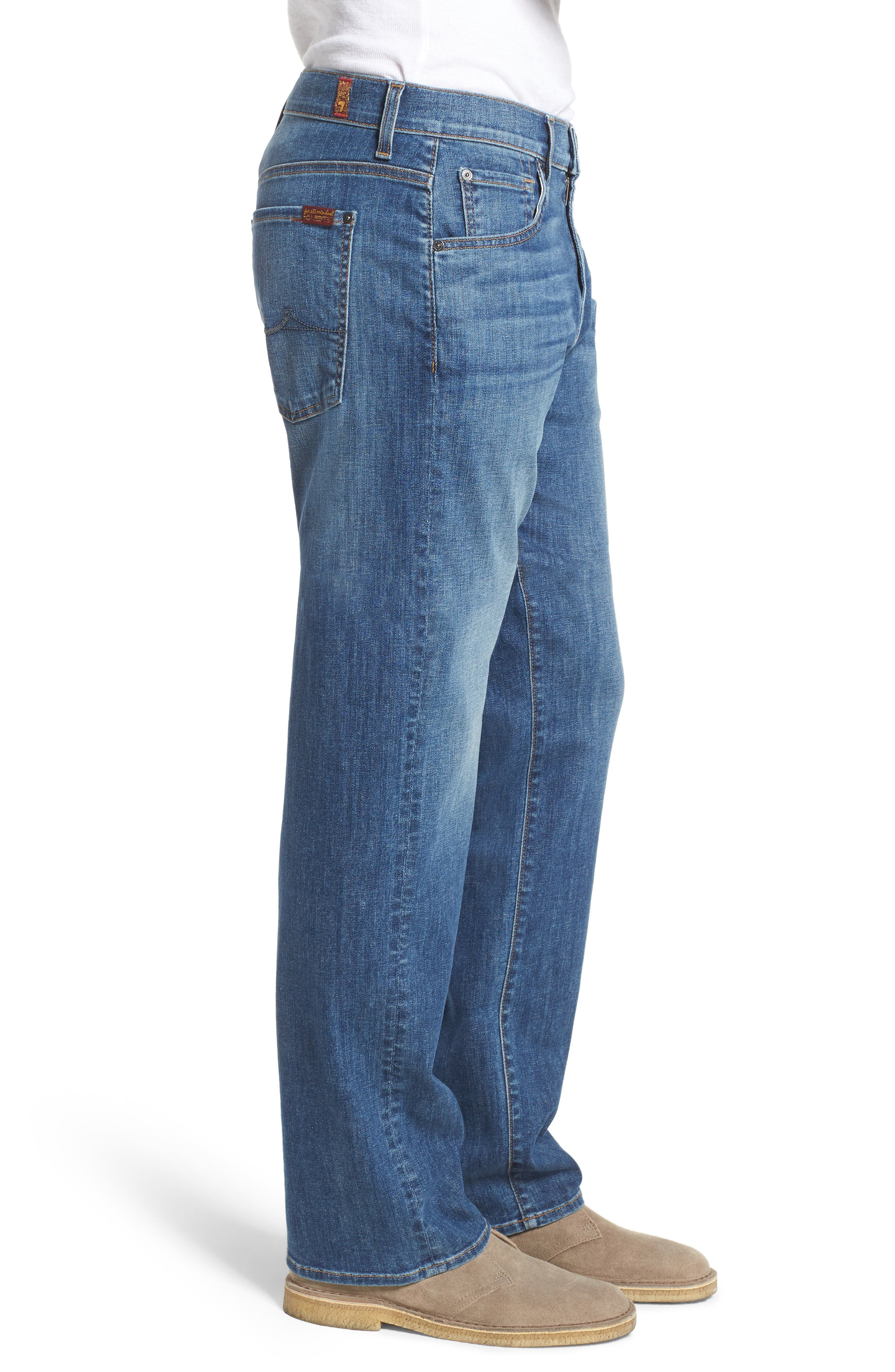 Austyn Relaxed Fit Jeans,                             Alternate thumbnail 3, color,                             EAST SUSSEX