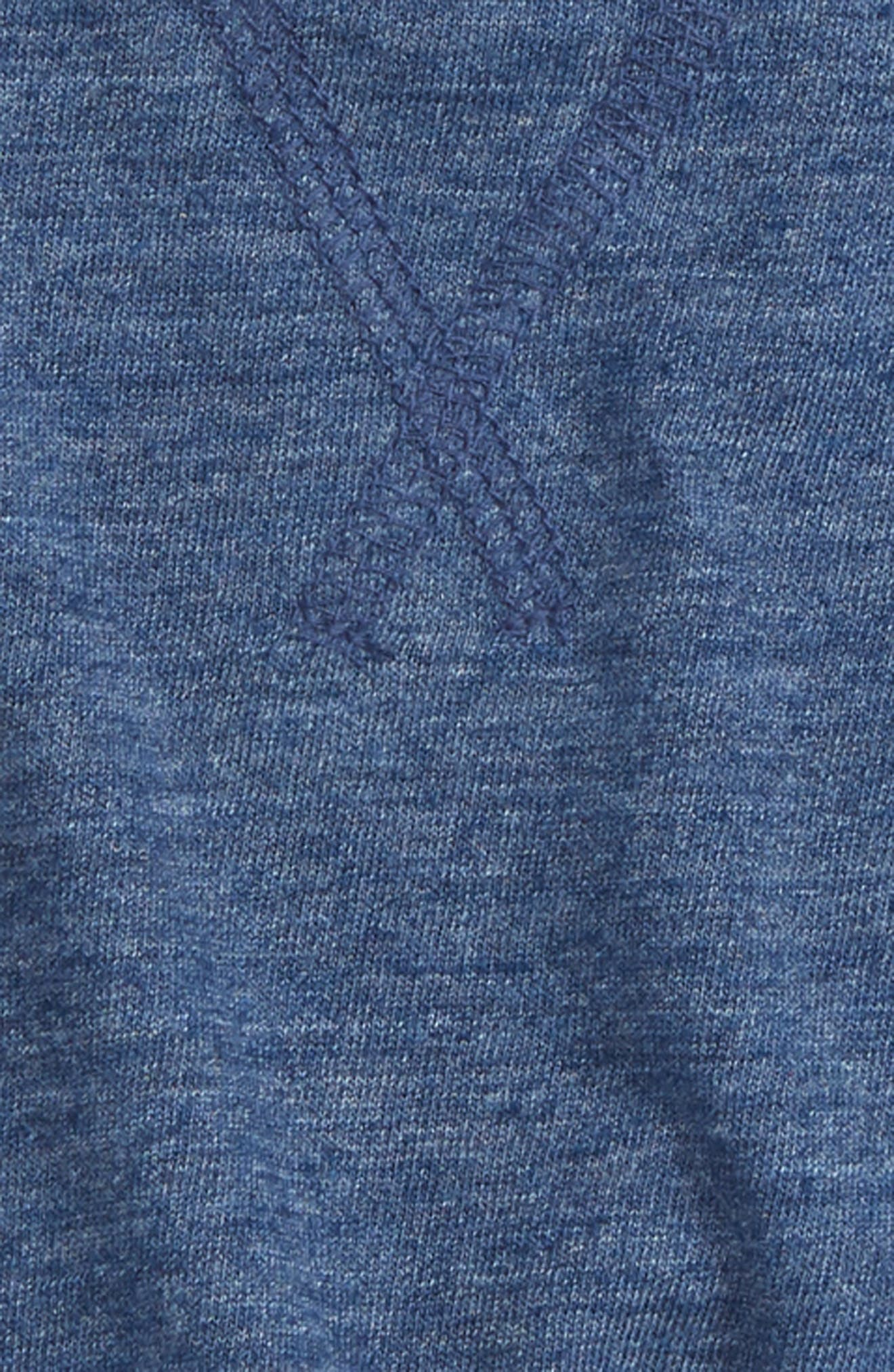 Basic T-Shirt,                             Alternate thumbnail 2, color,                             BLUE ESTATE